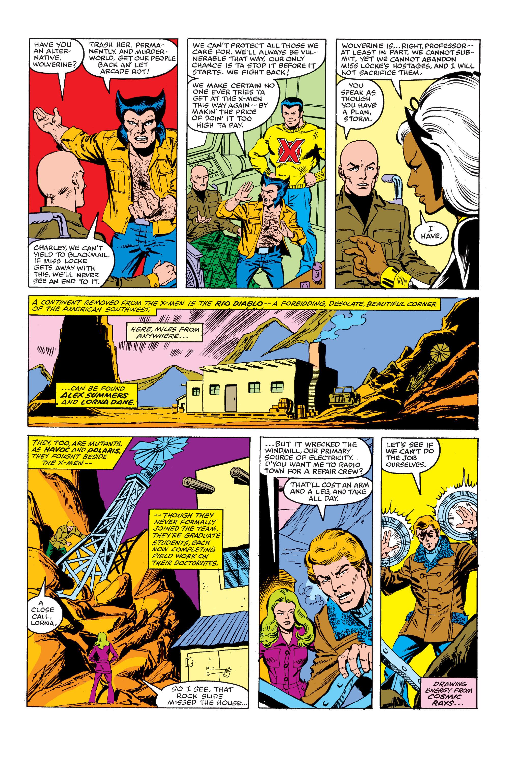 Read online Uncanny X-Men (1963) comic -  Issue #145 - 9