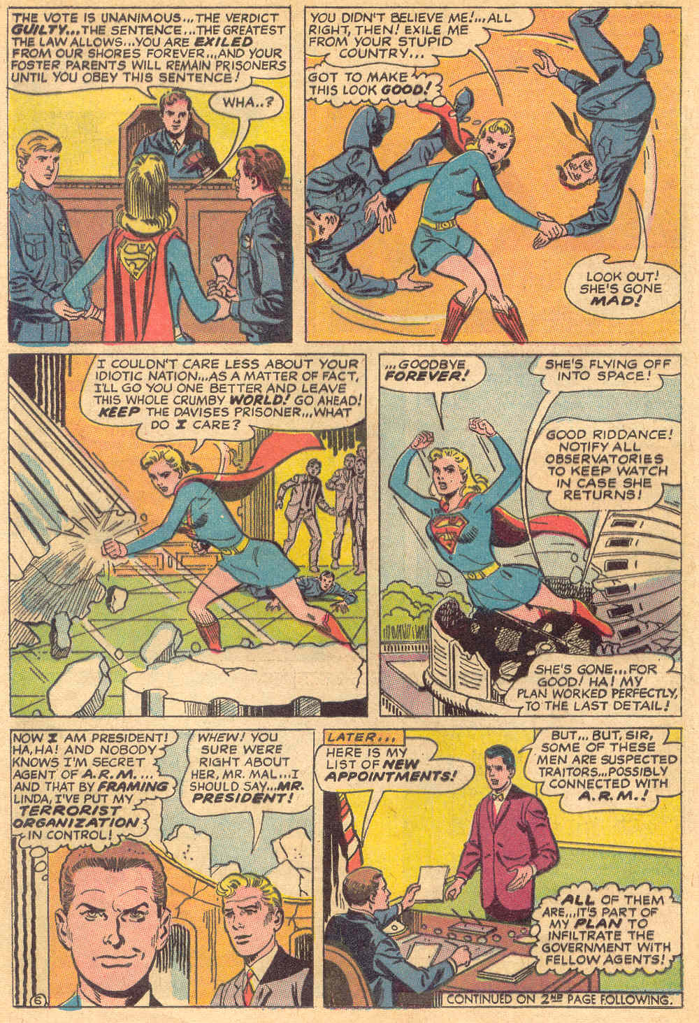 Read online Action Comics (1938) comic -  Issue #345 - 24