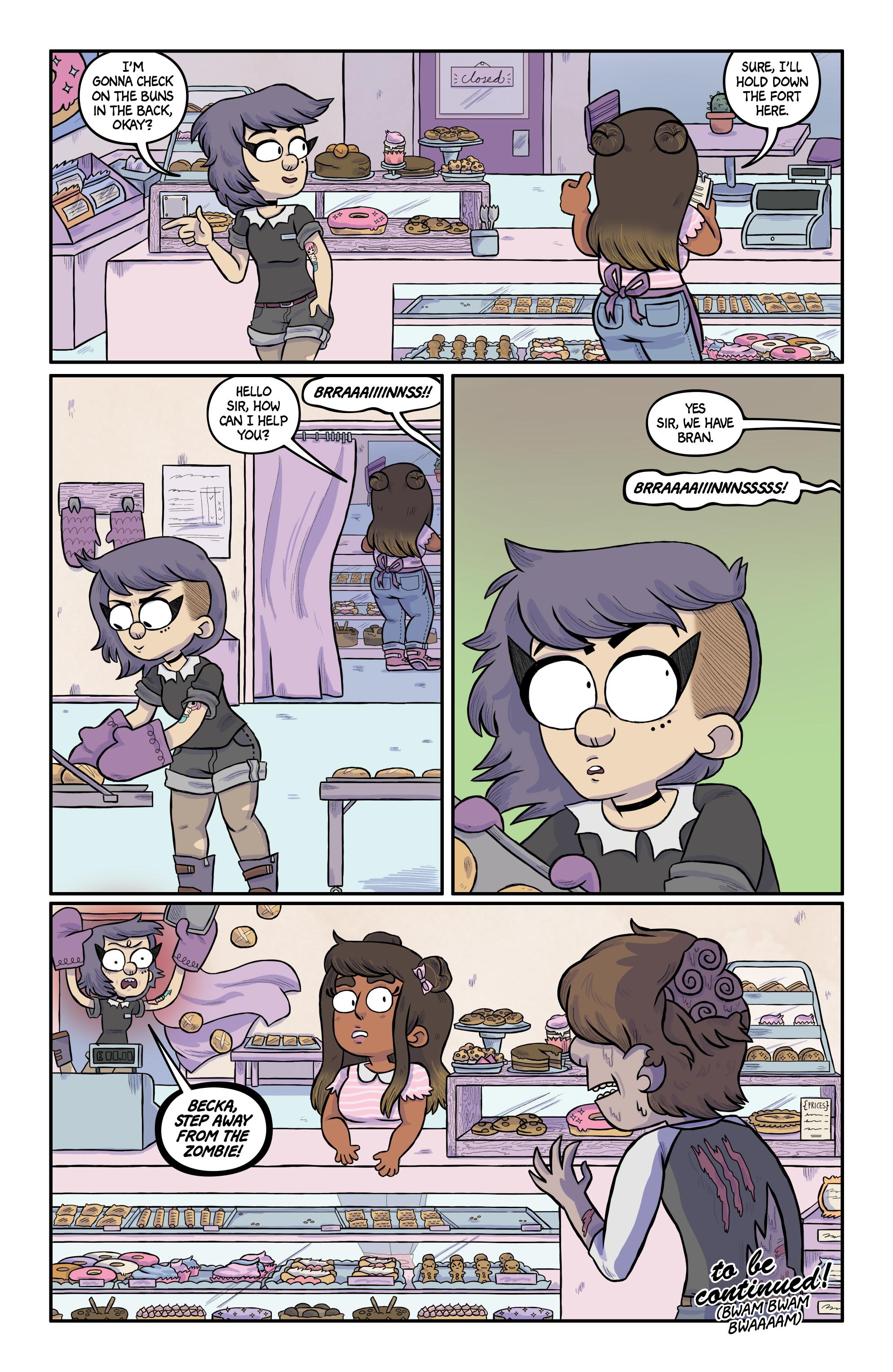 Read online Kim Reaper comic -  Issue #3 - 24