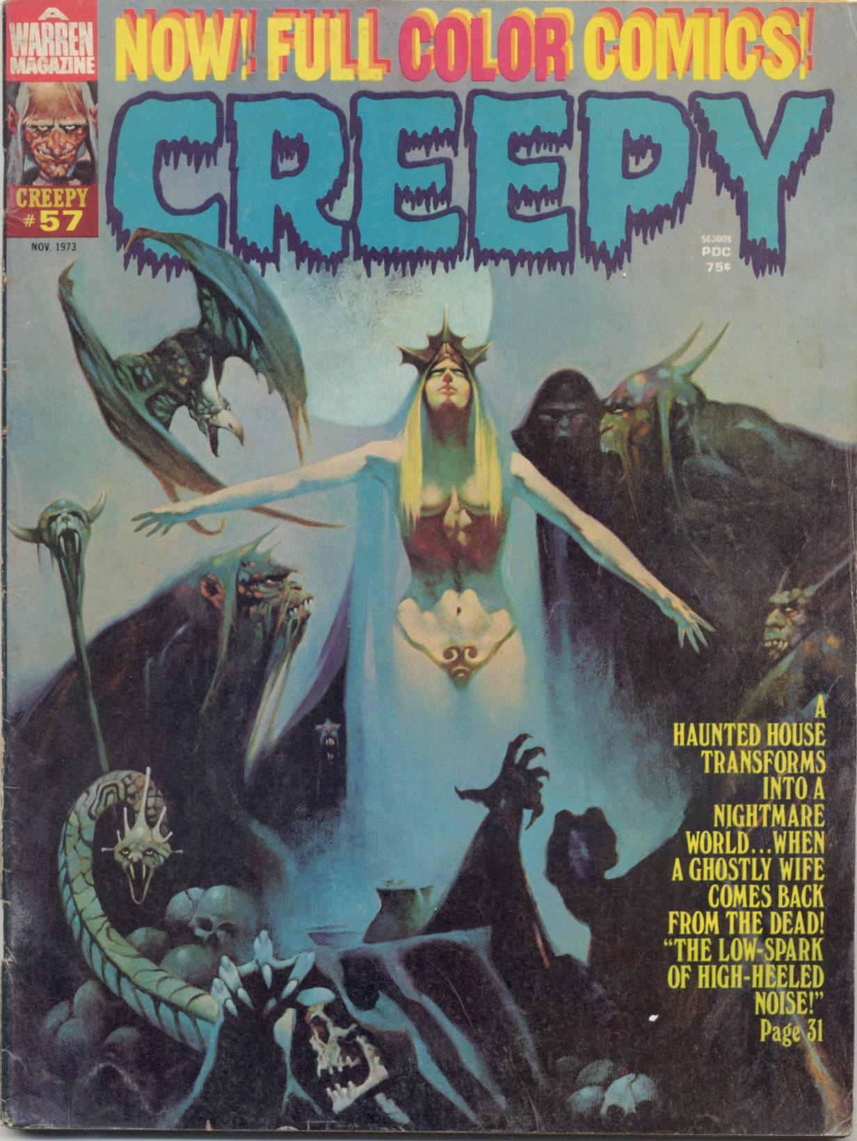 Creepy (1964) 57 Page 1