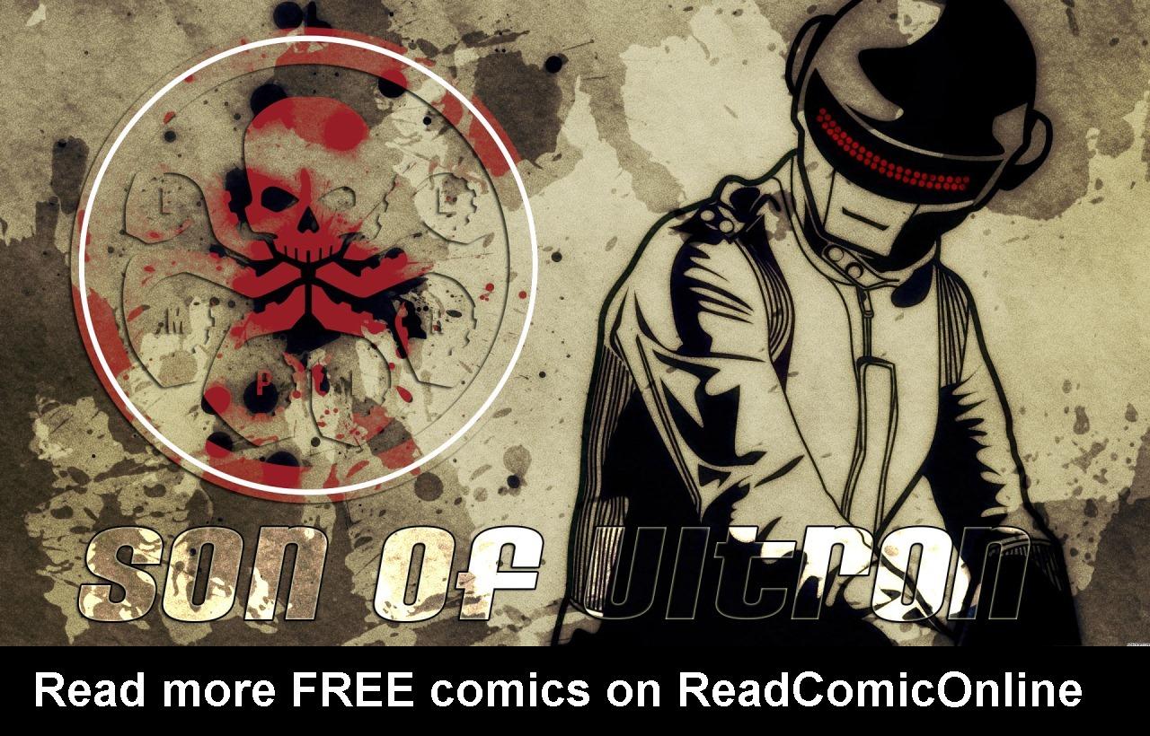 Read online Secret Warriors comic -  Issue #20 - 26