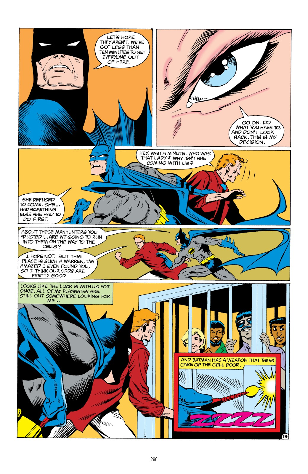 Read online Detective Comics (1937) comic -  Issue # _TPB Batman - The Dark Knight Detective 1 (Part 3) - 96