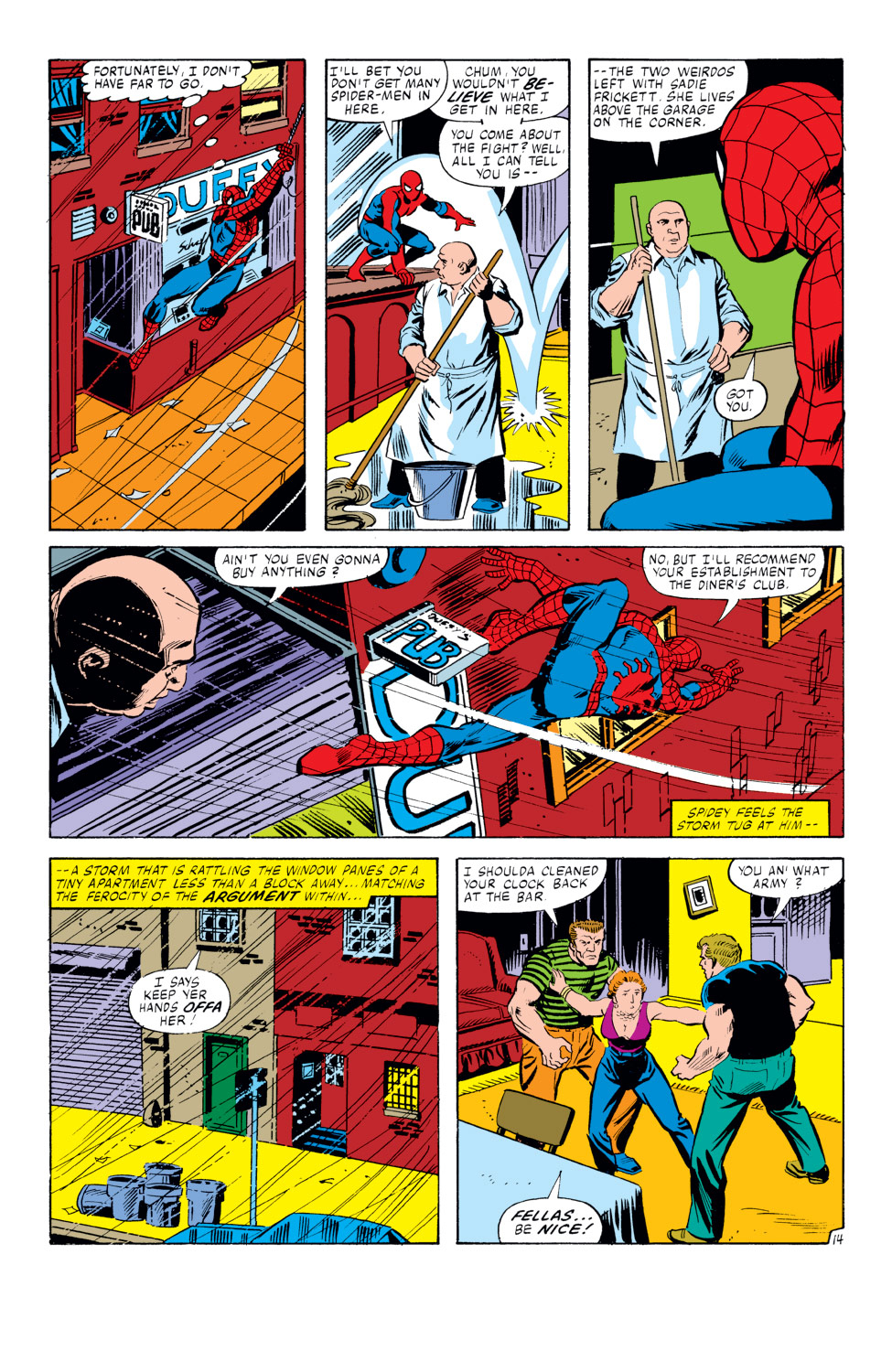 The Amazing Spider-Man (1963) 217 Page 14