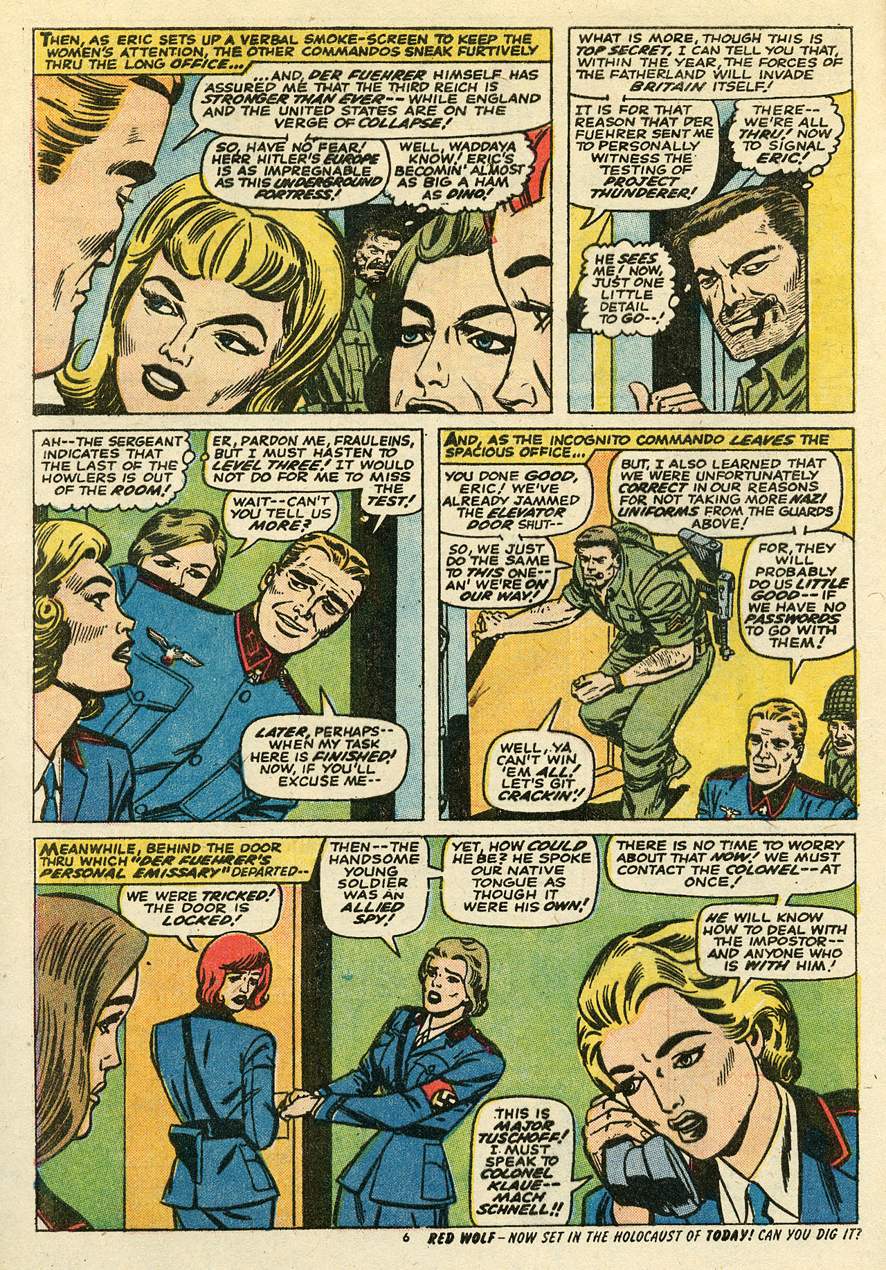 Read online Sgt. Fury comic -  Issue #111 - 8