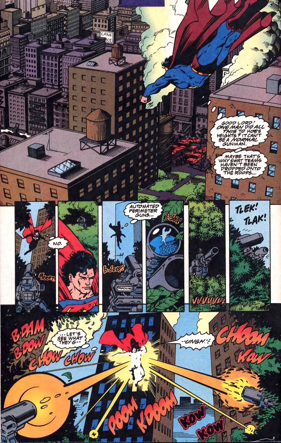 Read online Adventures of Superman (1987) comic -  Issue #507 - 10