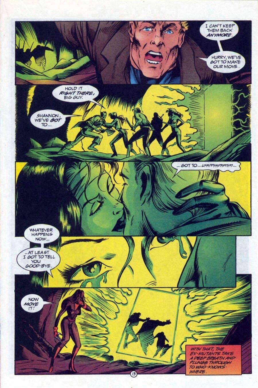 Read online Ex-Mutants comic -  Issue #17 - 14