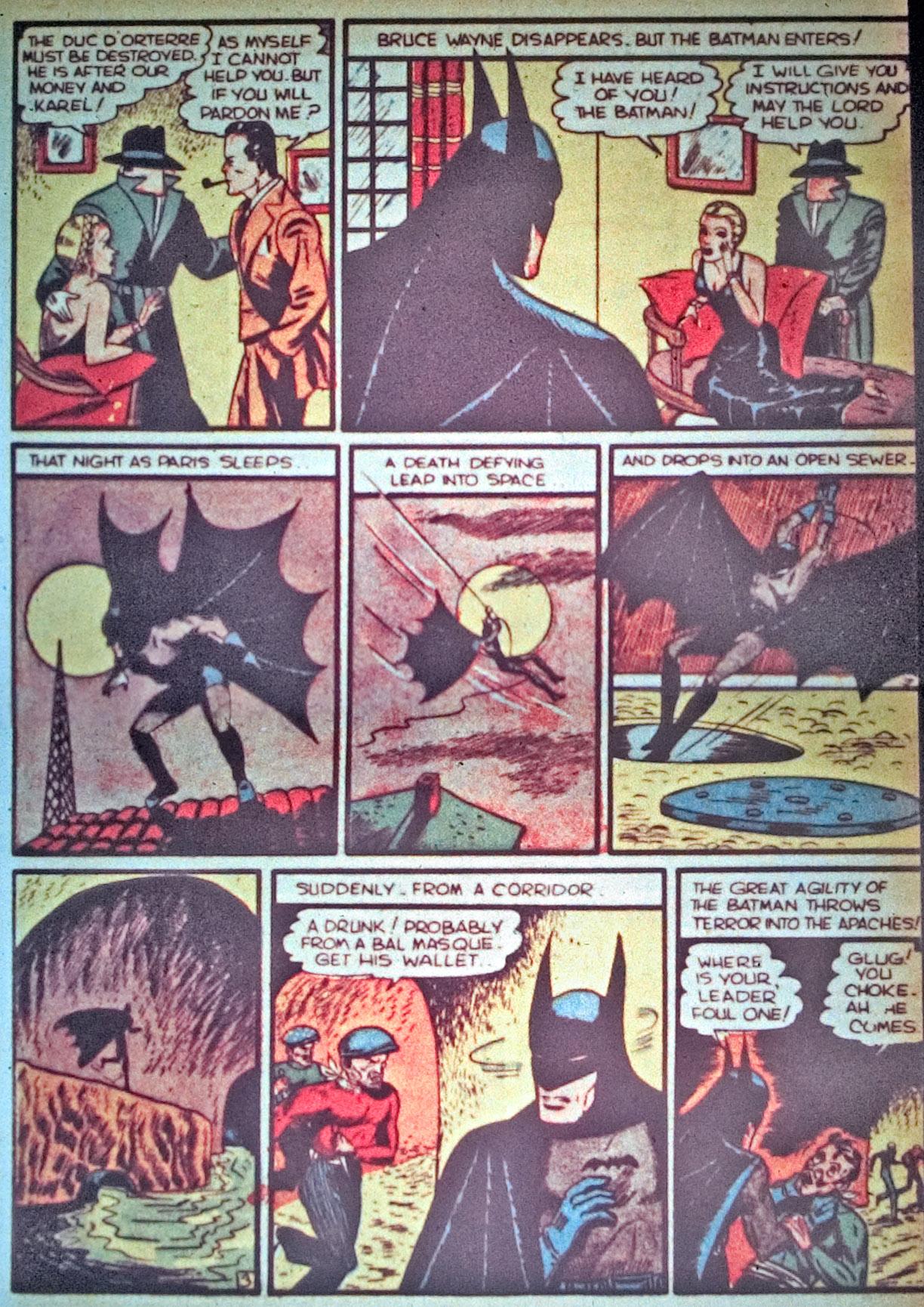 Read online Detective Comics (1937) comic -  Issue #34 - 5