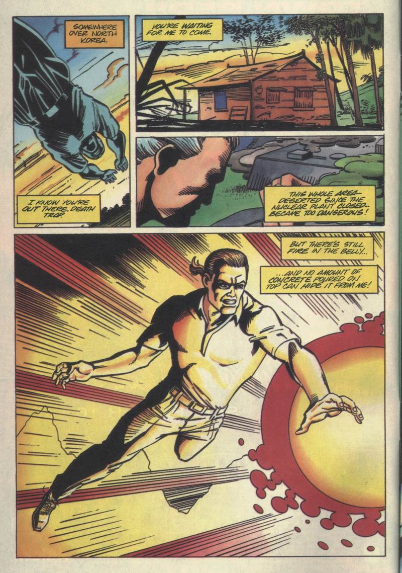 Read online Solar, Man of the Atom comic -  Issue #40 - 6