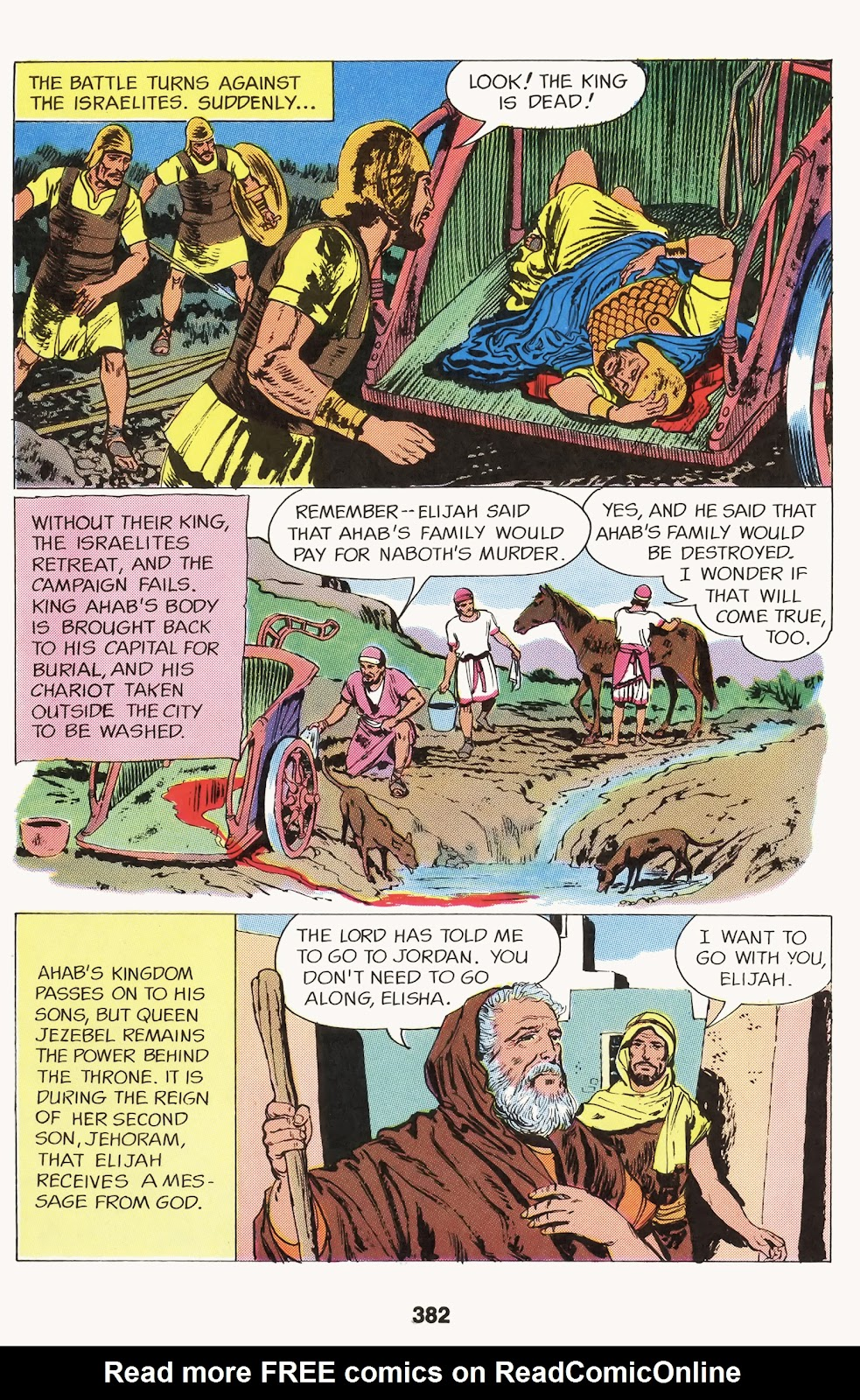 The Picture Bible issue TPB (Part 4) - Page 85