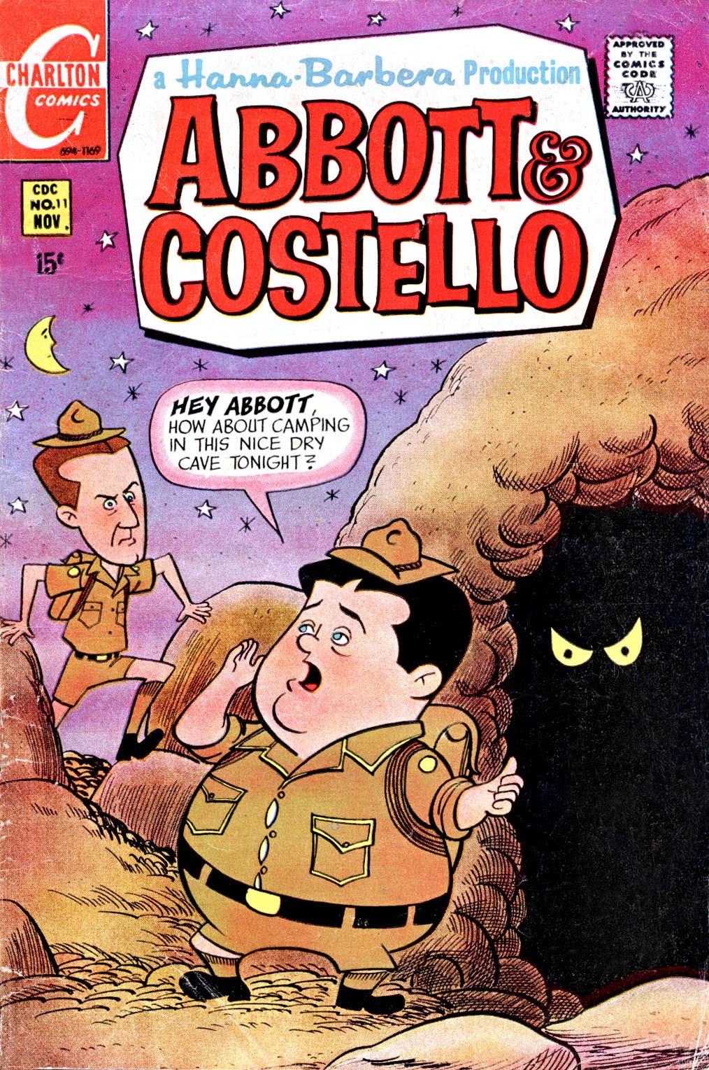 Abbott & Costello 11 Page 1