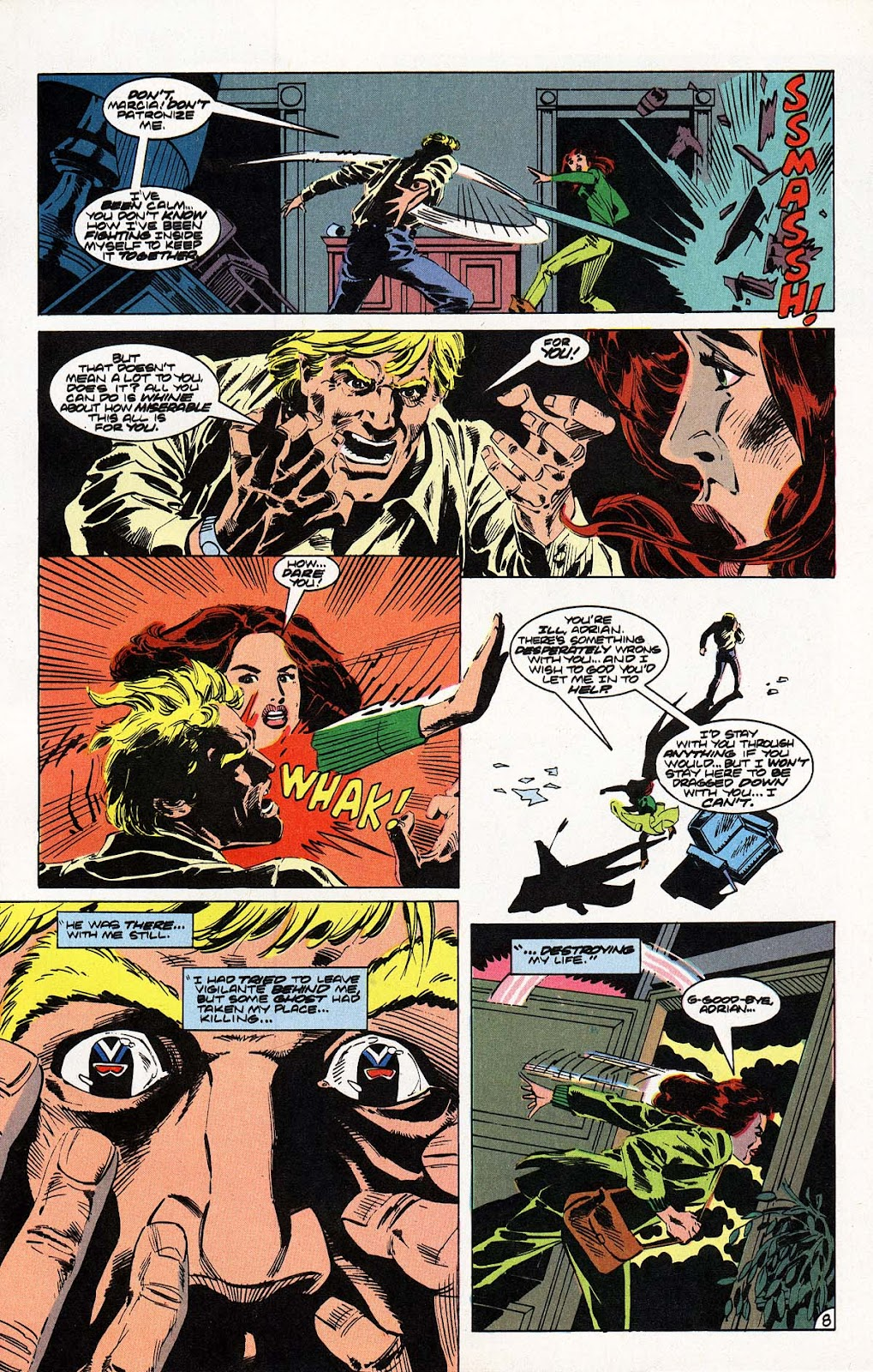 Vigilante (1983) issue 22 - Page 9