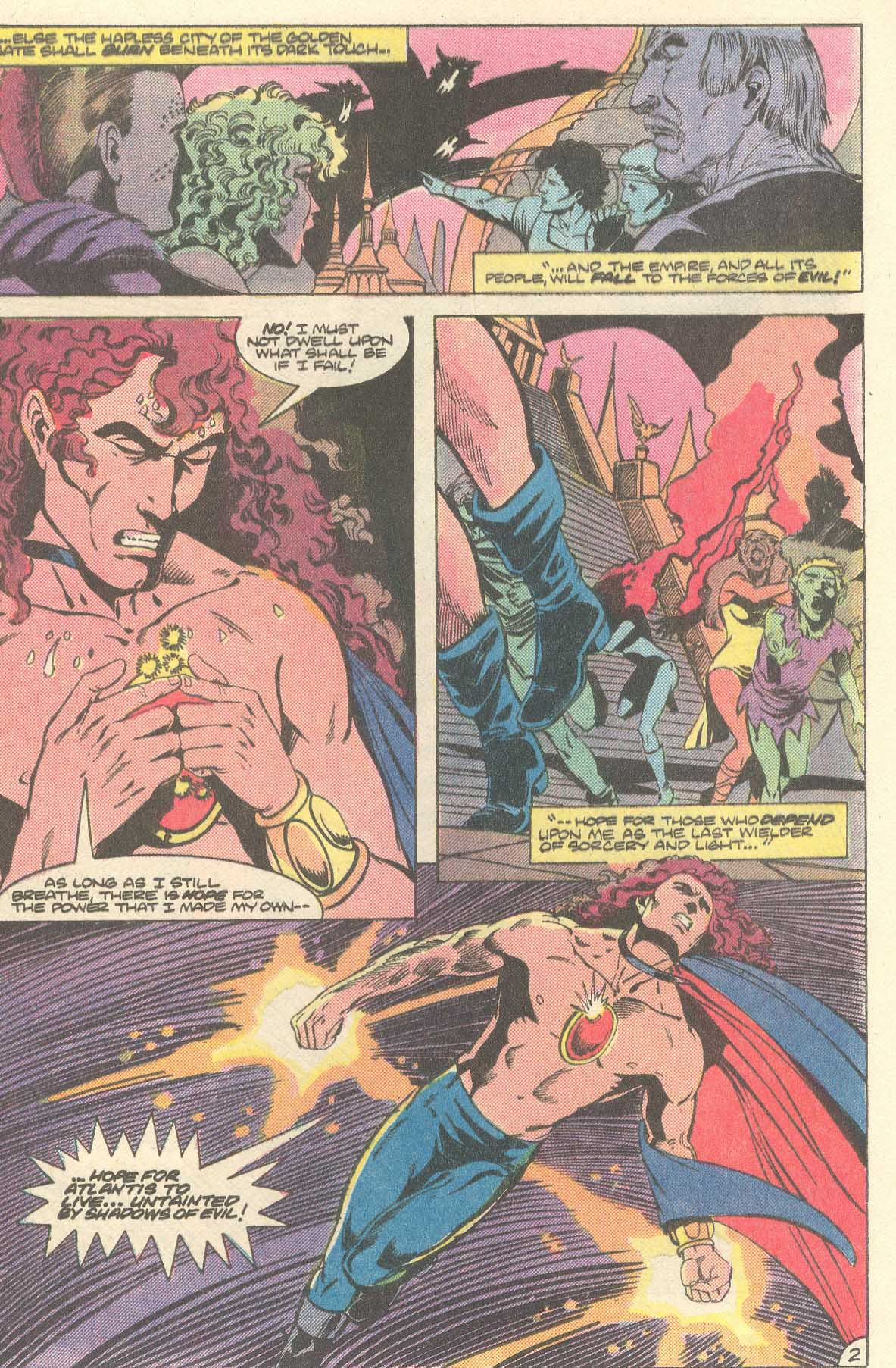 Read online Arion, Lord of Atlantis comic -  Issue #35 - 3