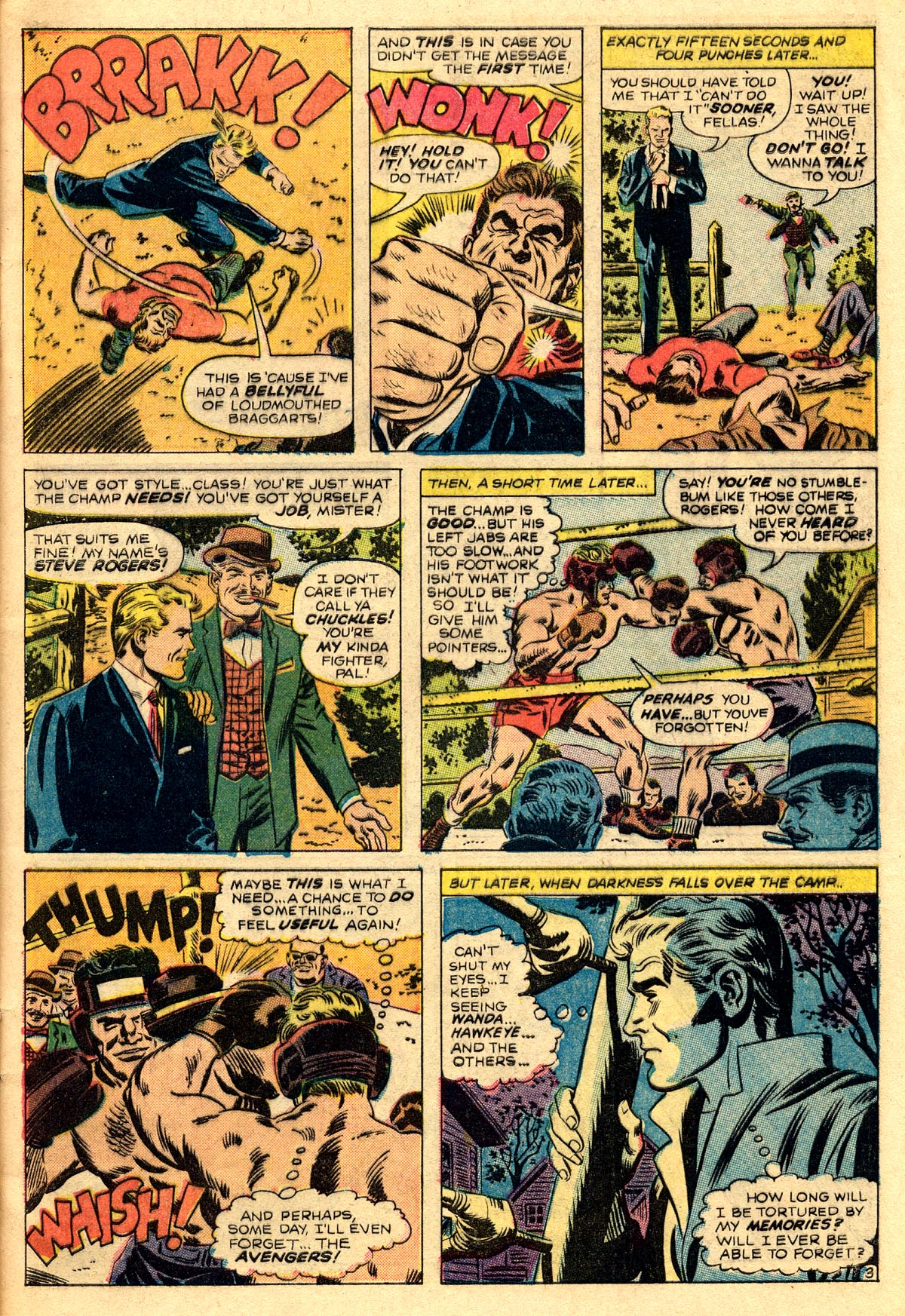 The Avengers (1963) 23 Page 4