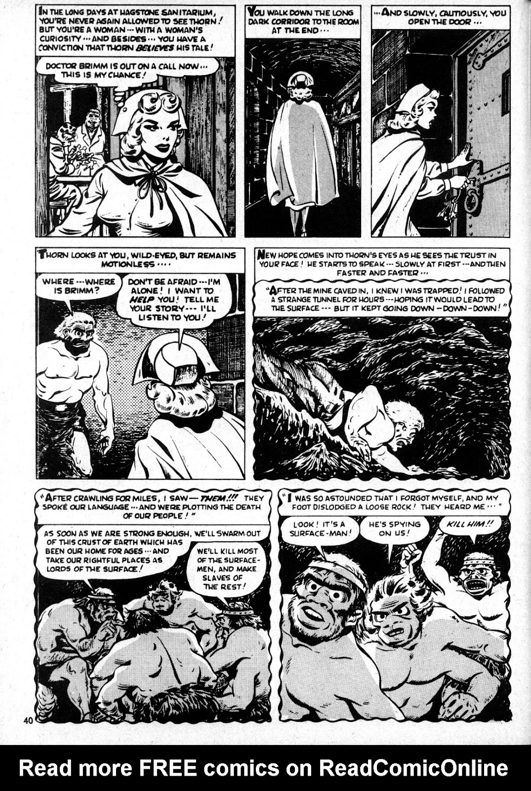 Monsters Unleashed (1973) issue 2 - Page 40