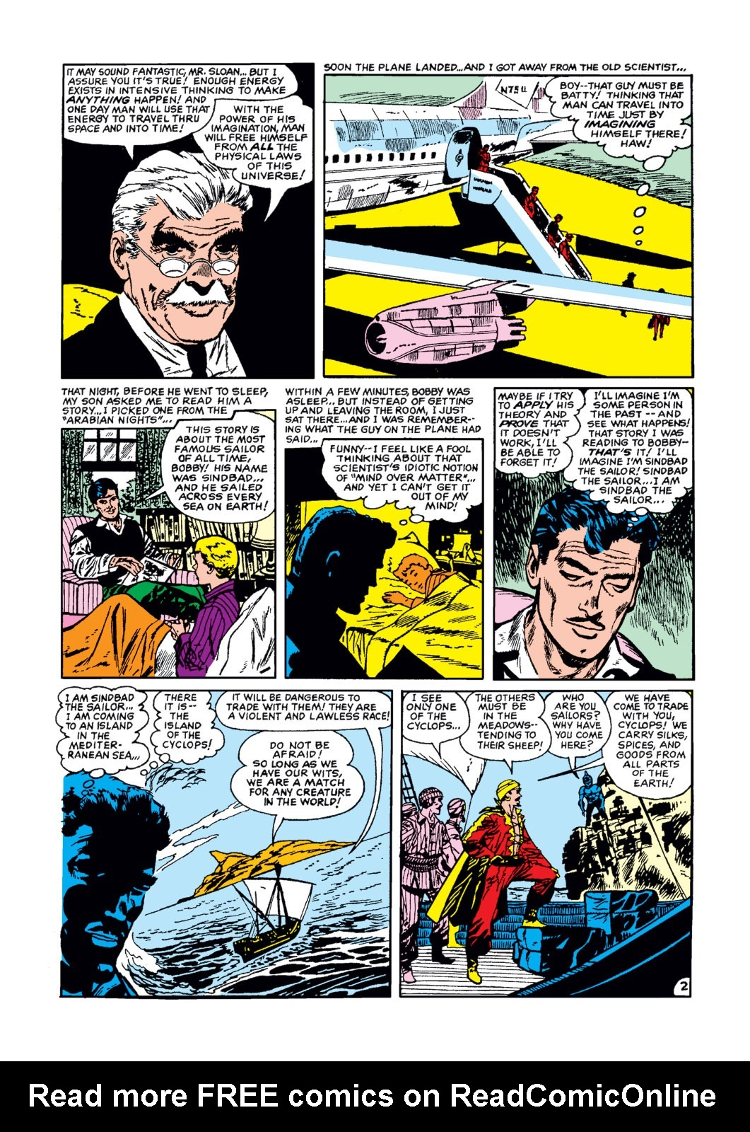 Tales of Suspense (1959) issue 6 - Page 9
