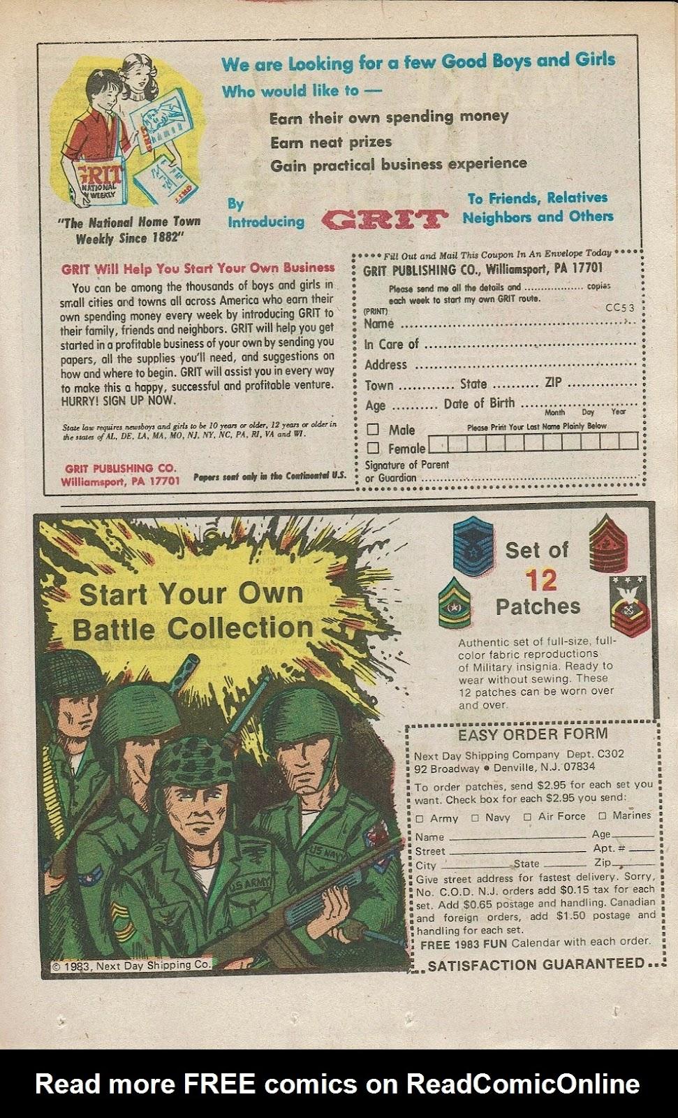 Read online Fightin' Navy comic -  Issue #126 - 23