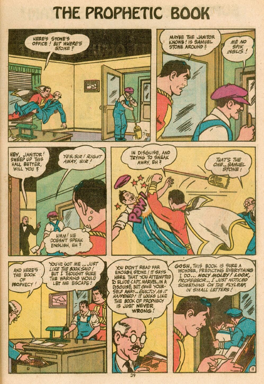 Read online Shazam! (1973) comic -  Issue #14 - 33