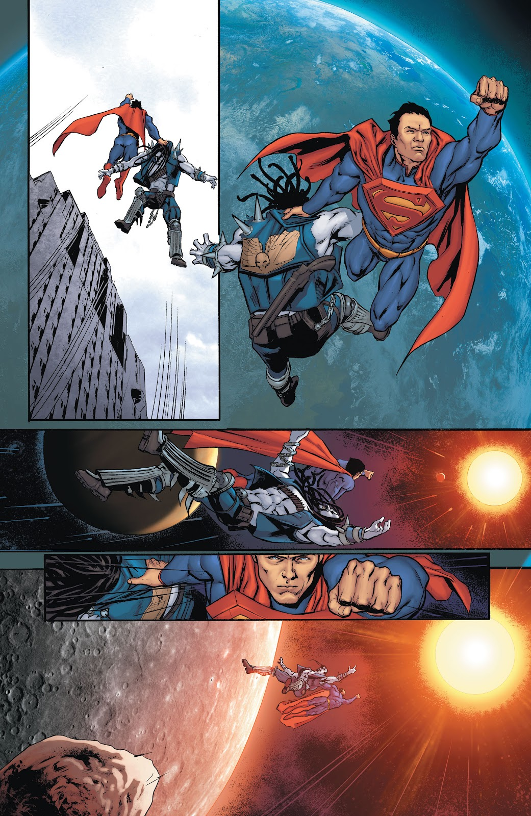 Injustice: Gods Among Us [I] issue _Annual_1 - Page 12