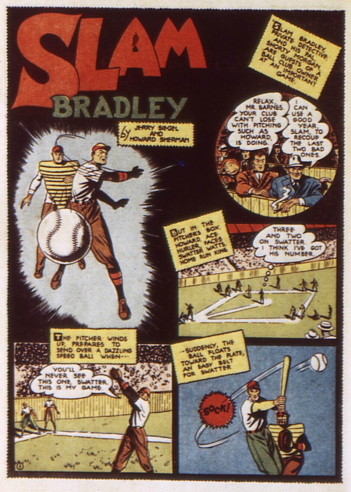 Read online Detective Comics (1937) comic -  Issue #52 - 58