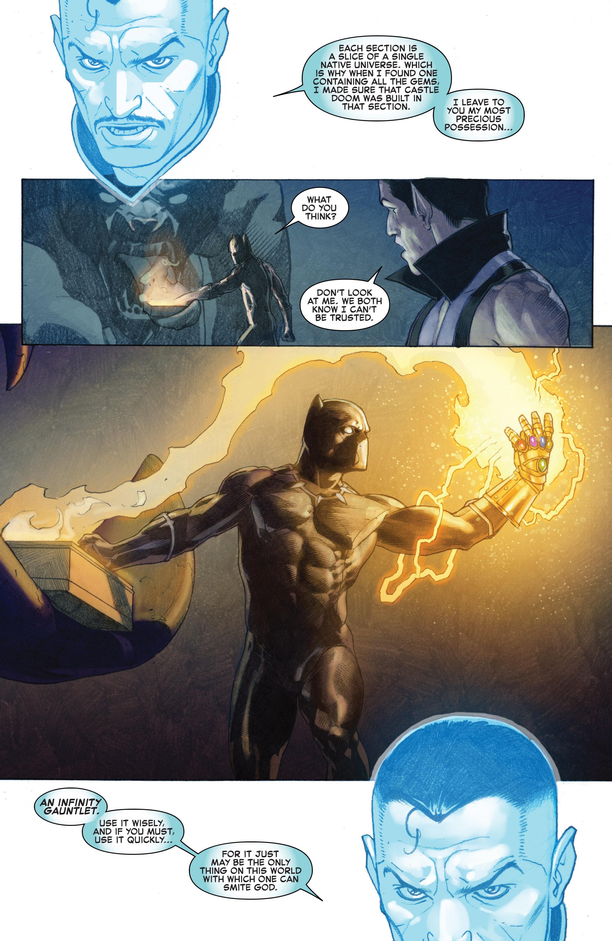 Read online Secret Wars comic -  Issue #6 - 23