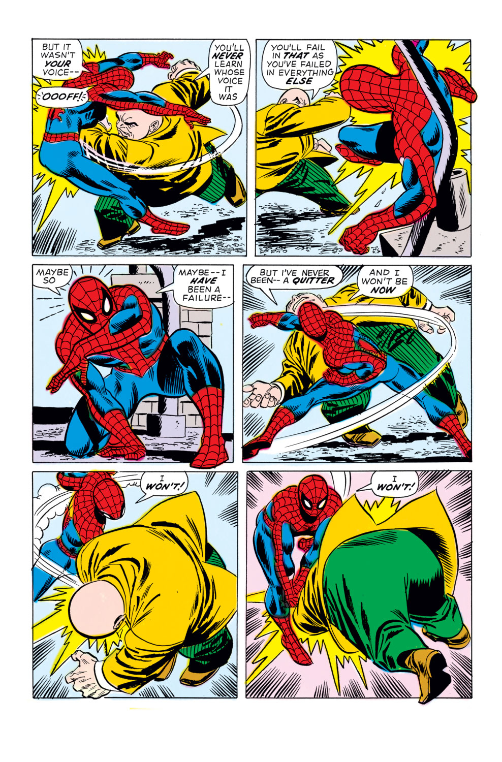 The Amazing Spider-Man (1963) 100 Page 17