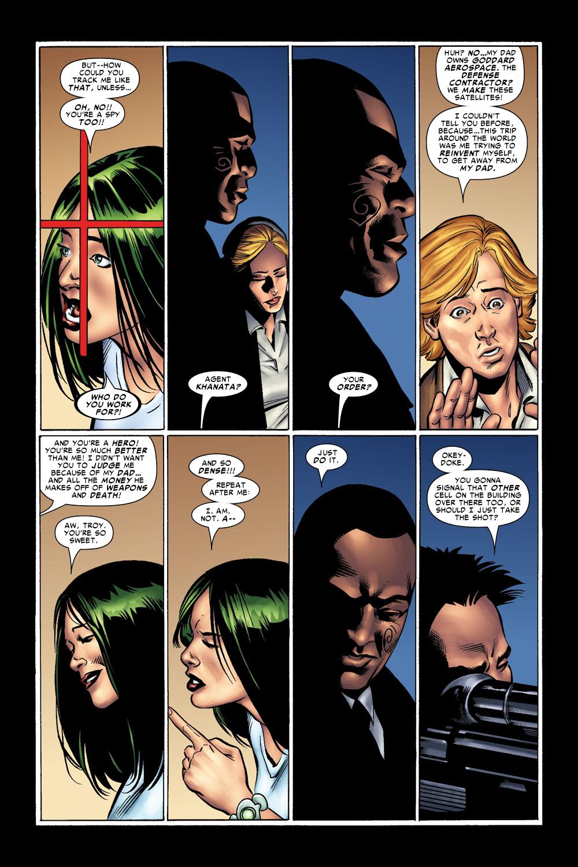 Read online Amazing Fantasy (2004) comic -  Issue #11 - 16