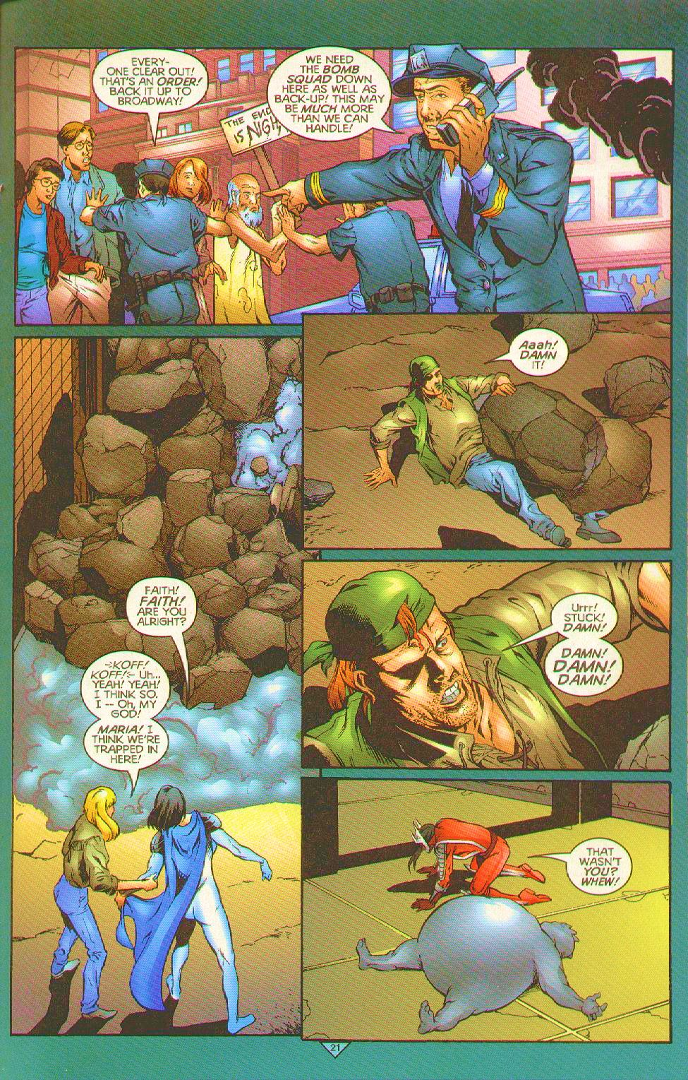 Read online Trinity Angels comic -  Issue #11 - 22