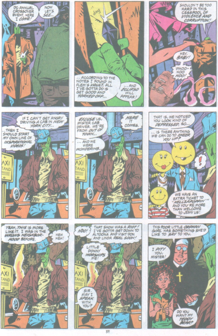 Read online Ambush Bug Nothing Special comic -  Issue # Full - 32