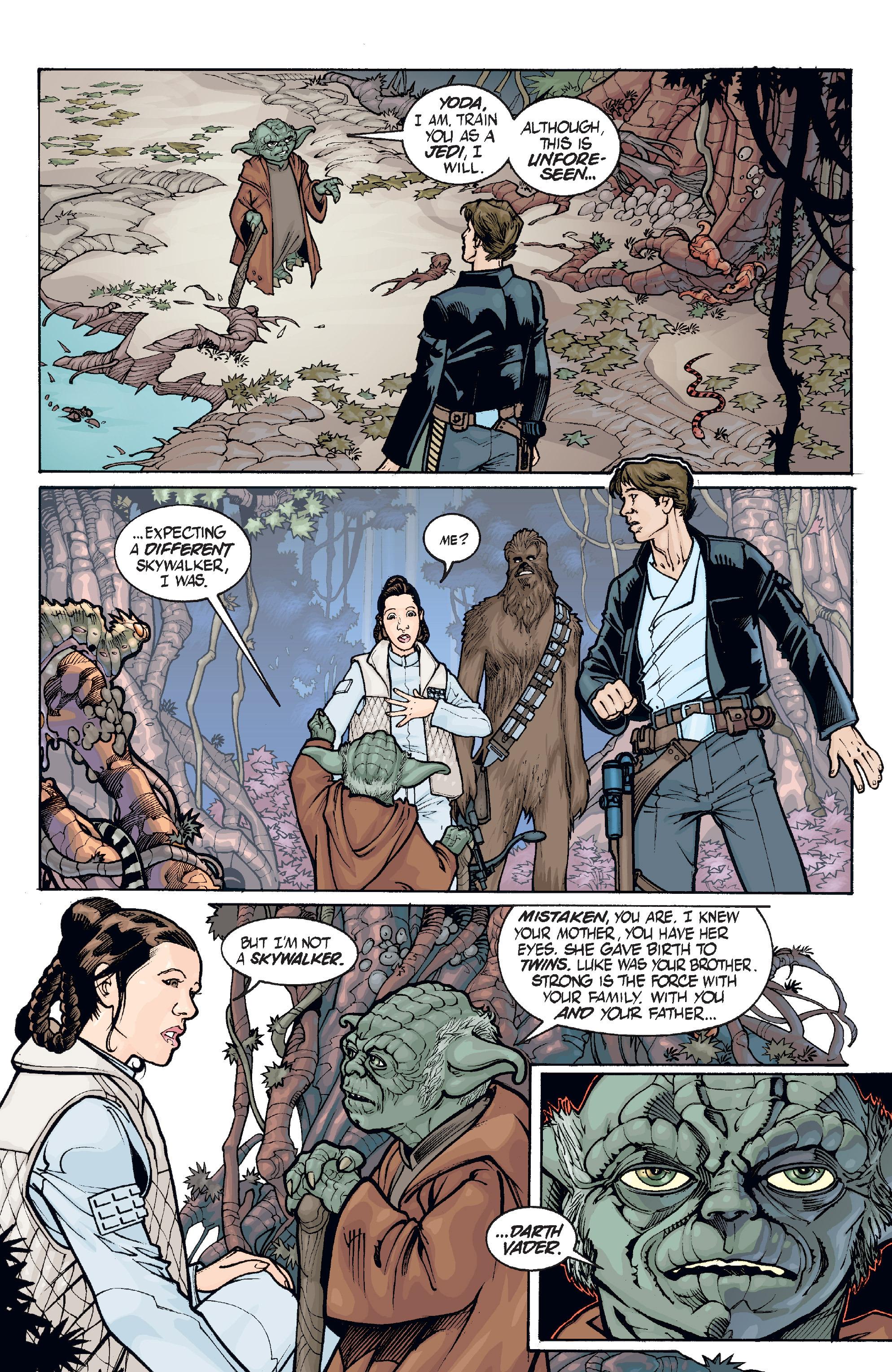 Read online Star Wars Omnibus comic -  Issue # Vol. 27 - 134