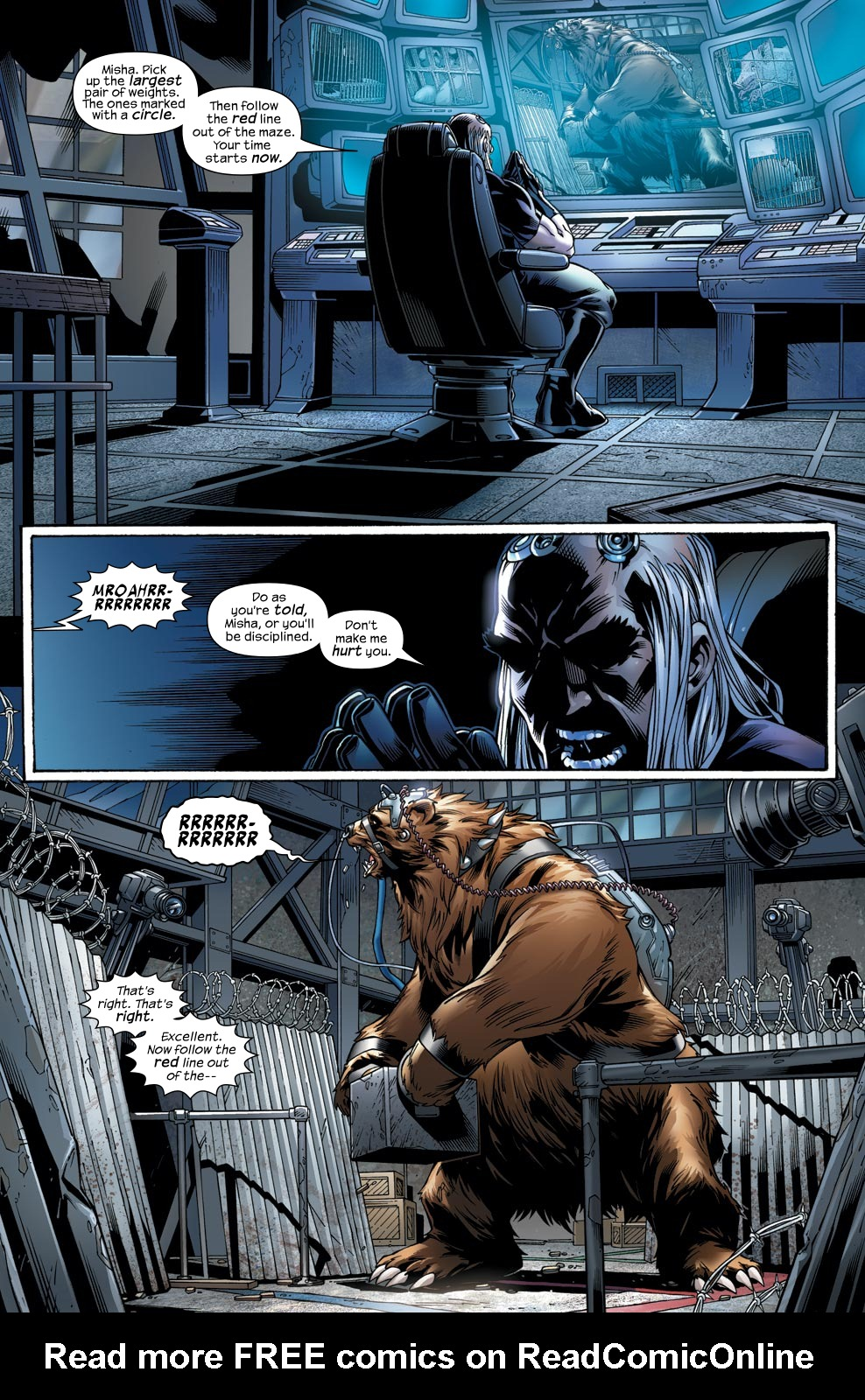 Read online Ultimate Fantastic Four (2004) comic -  Issue #47 - 3