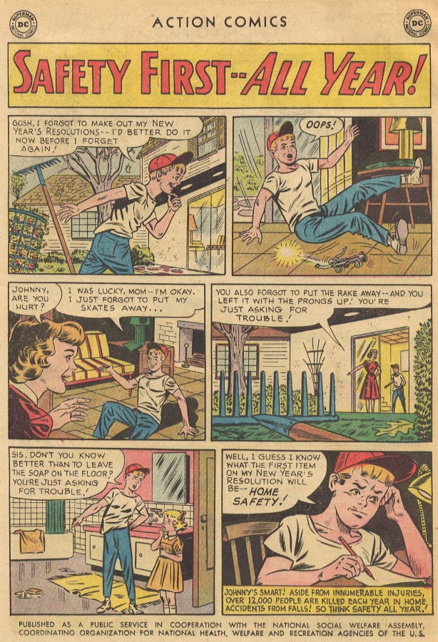 Read online Action Comics (1938) comic -  Issue #298 - 32