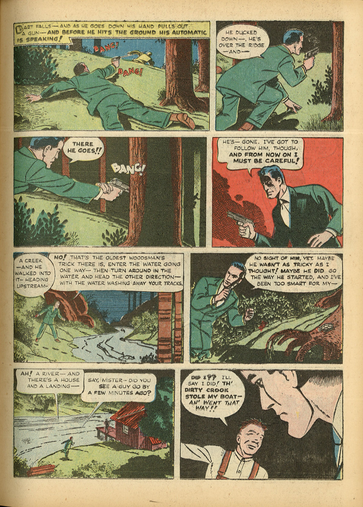 Read online Detective Comics (1937) comic -  Issue #55 - 19