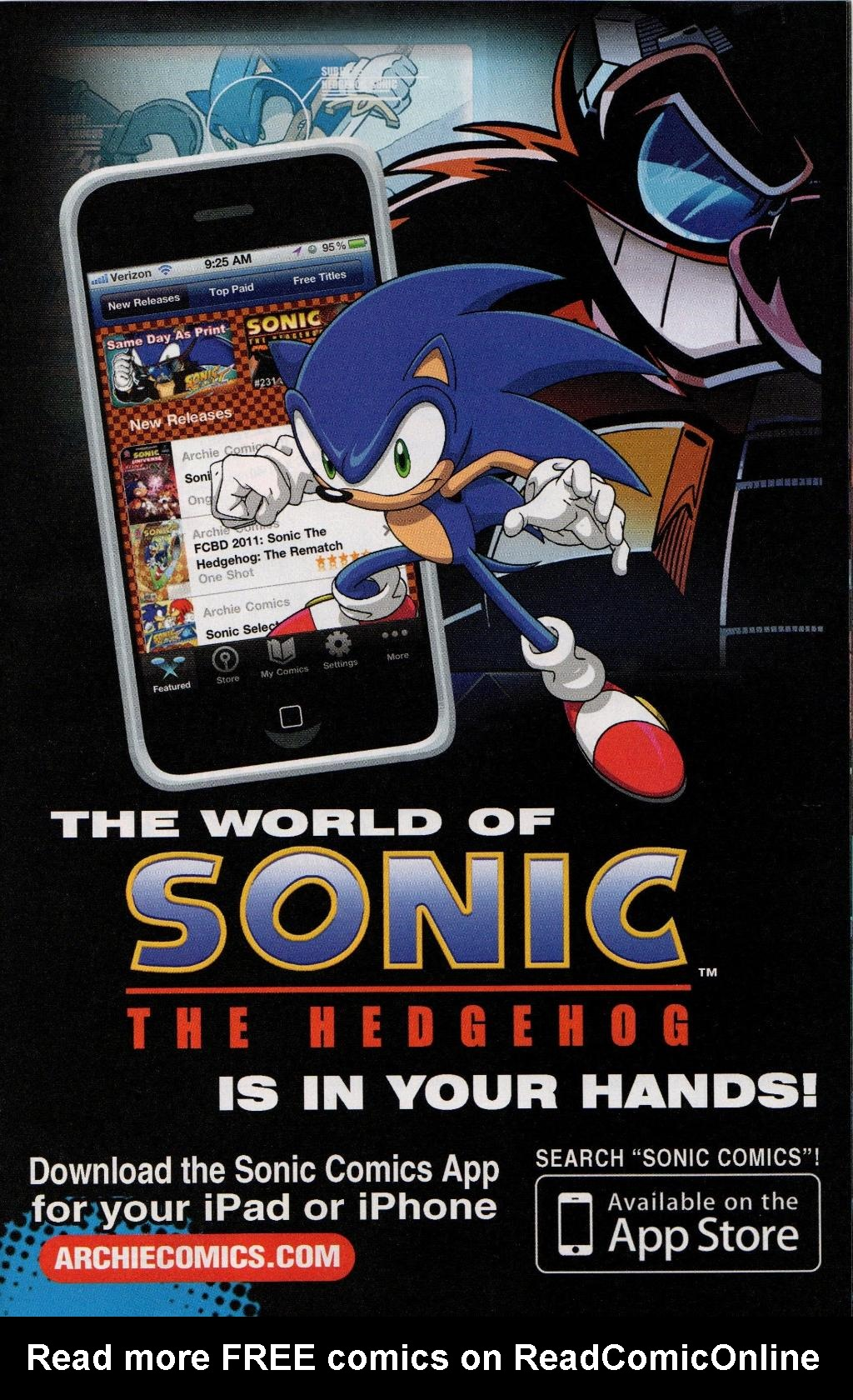 Read online Sonic Universe comic -  Issue #41 - 25
