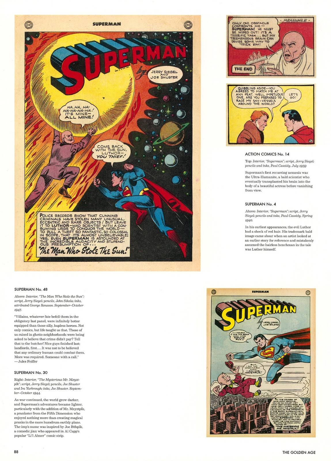 Read online 75 Years Of DC Comics comic -  Issue # TPB (Part 1) - 98