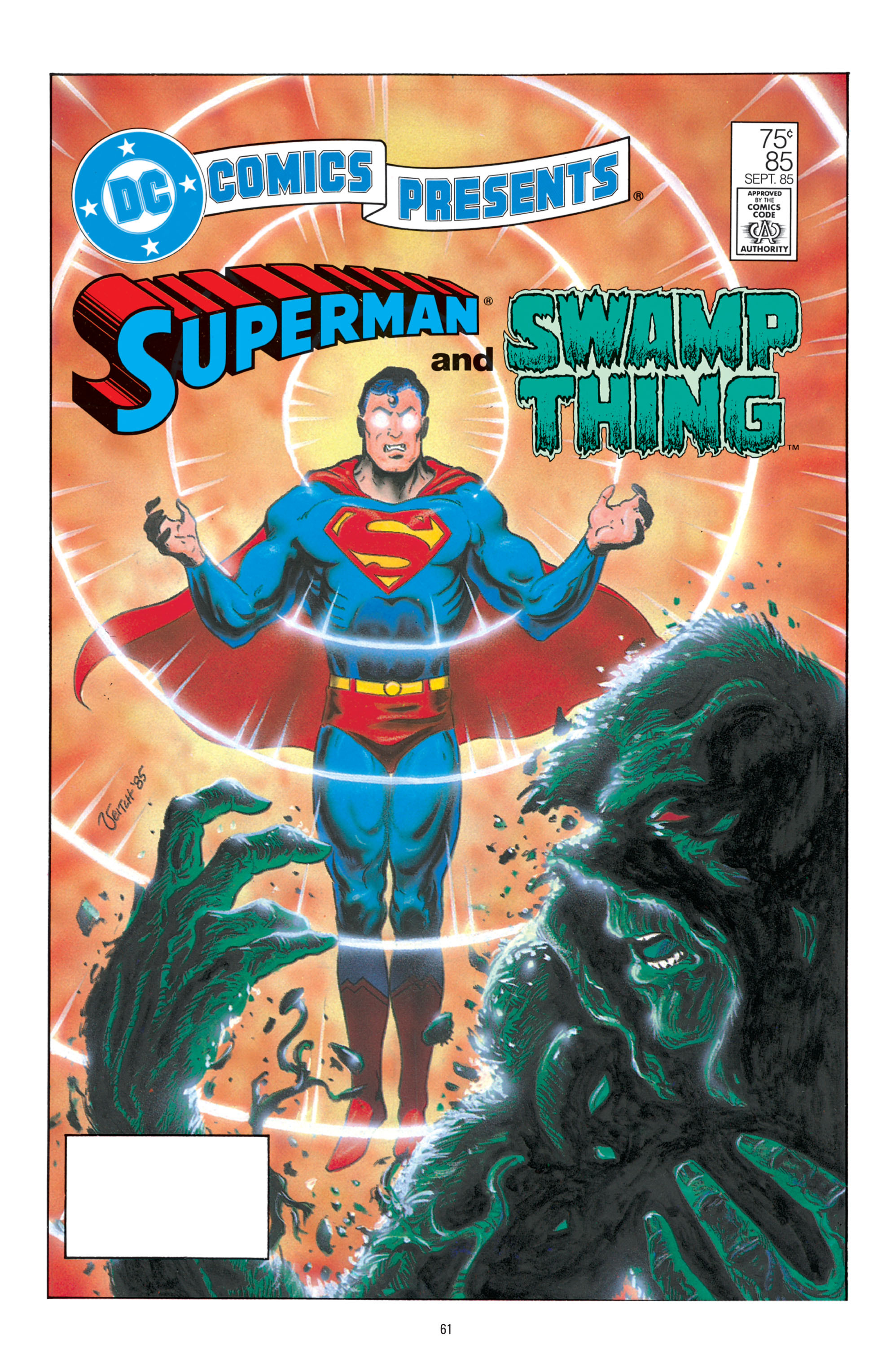 Read online Superman: Whatever Happened to the Man of Tomorrow? comic -  Issue # TPB - 60