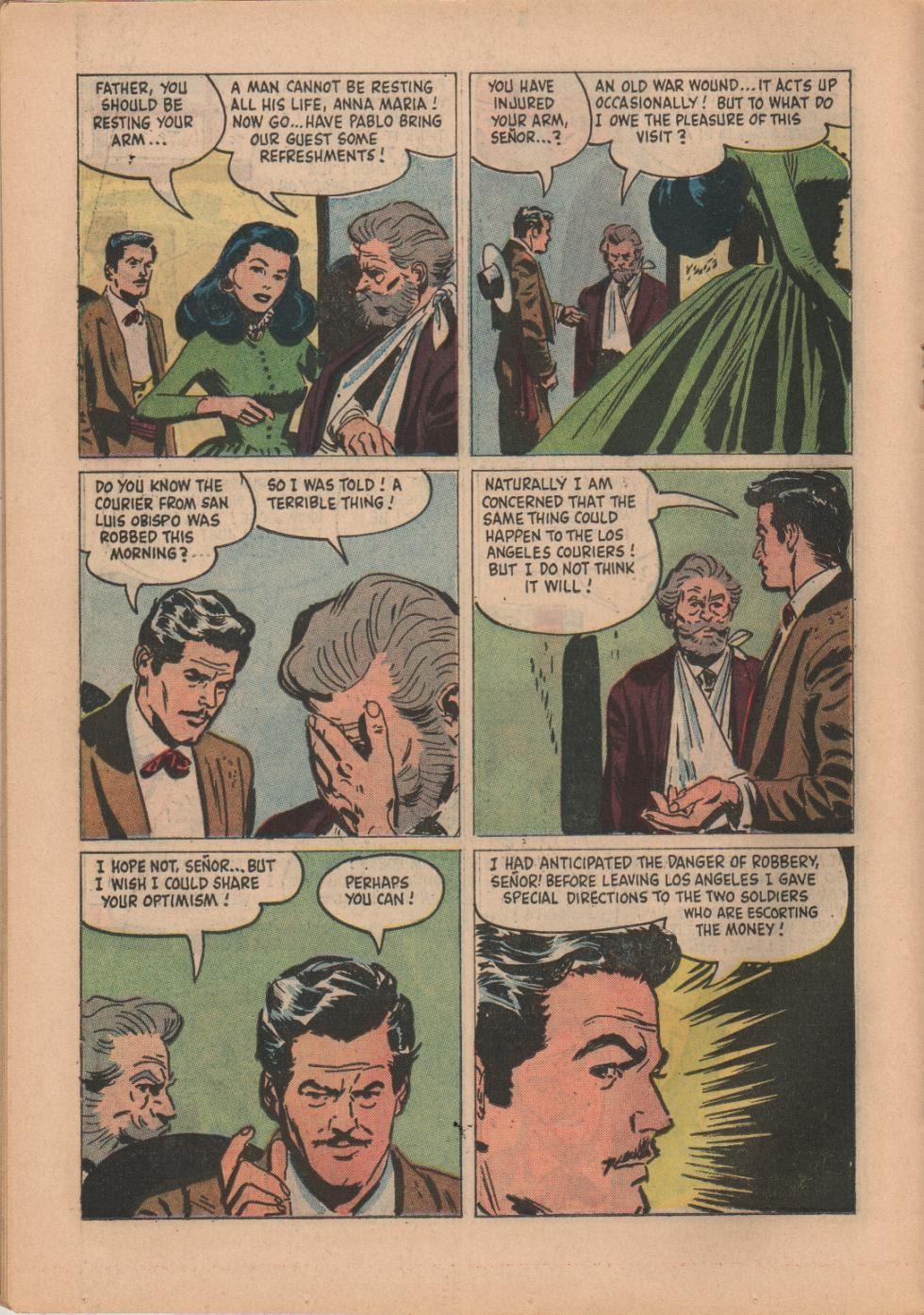 Zorro (1966) issue 5 - Page 18