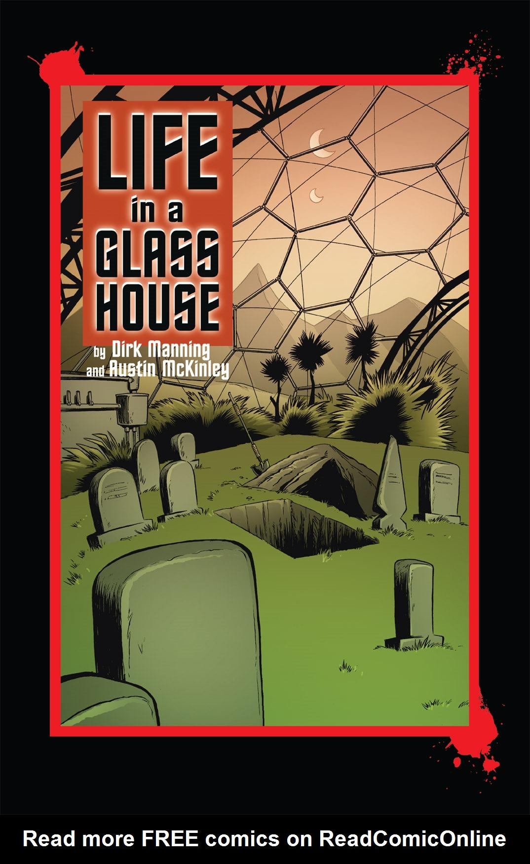 Read online Nightmare World comic -  Issue # Vol. 1 Thirteen Tales of Terror - 89