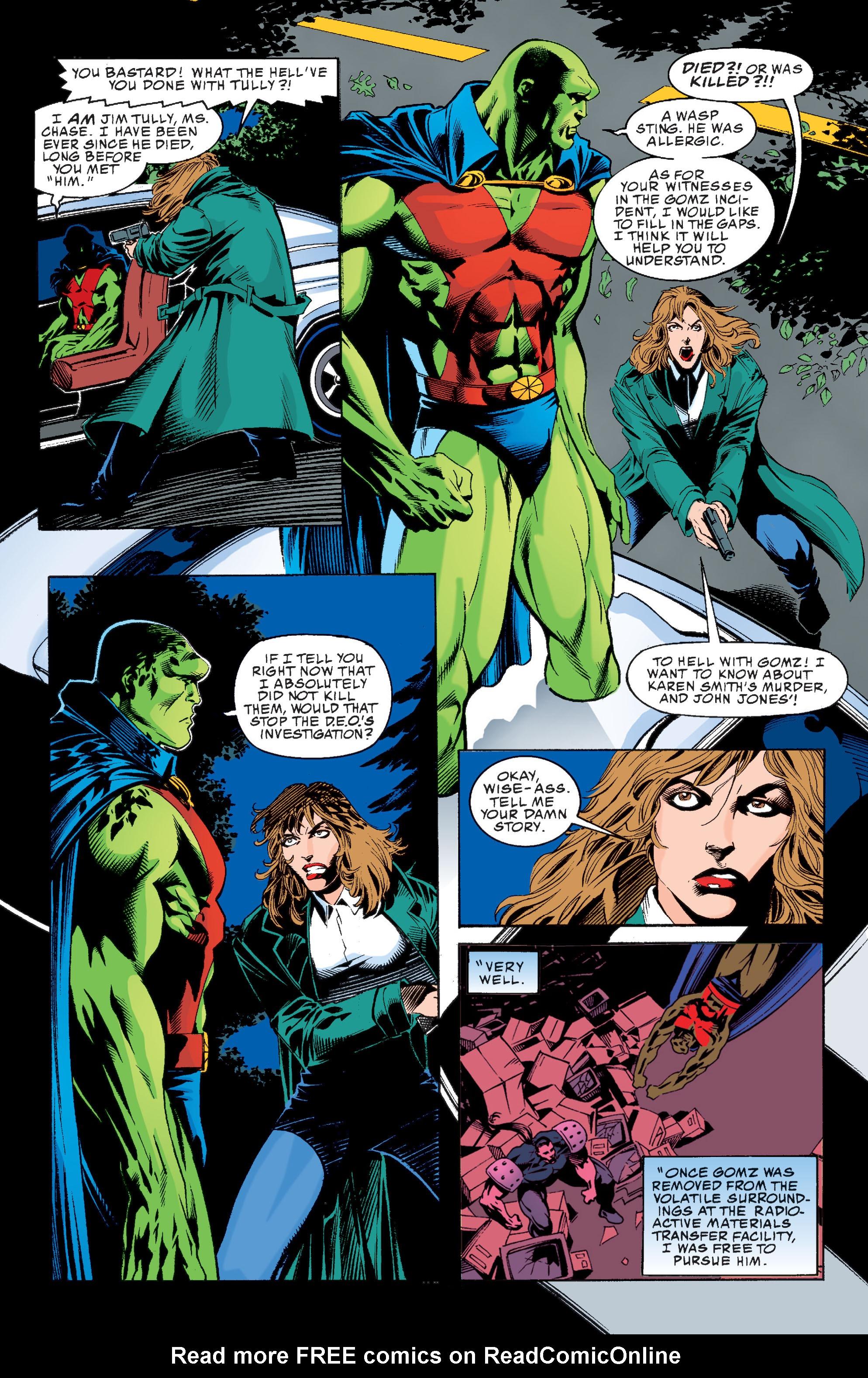Read online Martian Manhunter: Son of Mars comic -  Issue # TPB - 138