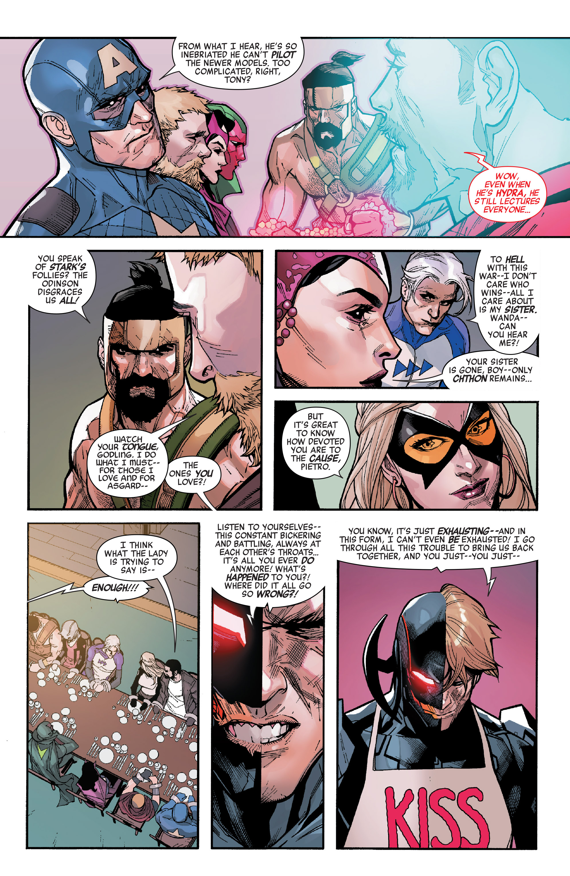 Read online Secret Empire comic -  Issue #4 - 23