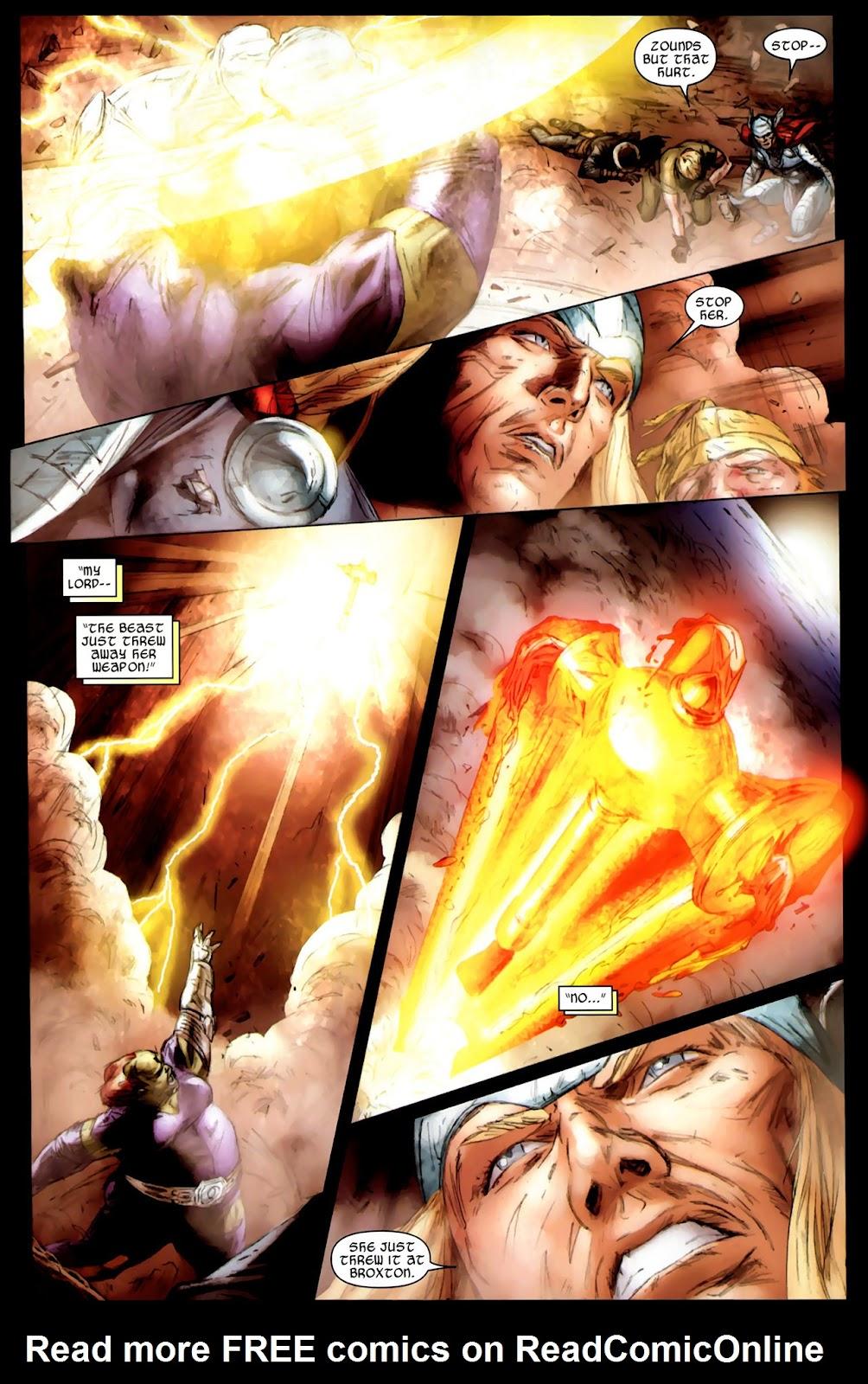 Secret Invasion: Thor Issue #3 #3 - English 12
