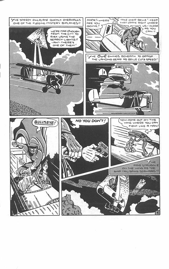 Read online Golden-Age Men of Mystery comic -  Issue #8 - 27