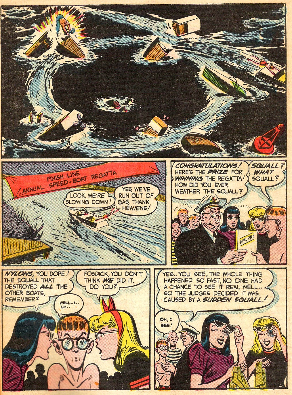 Archie Comics issue 027 - Page 41