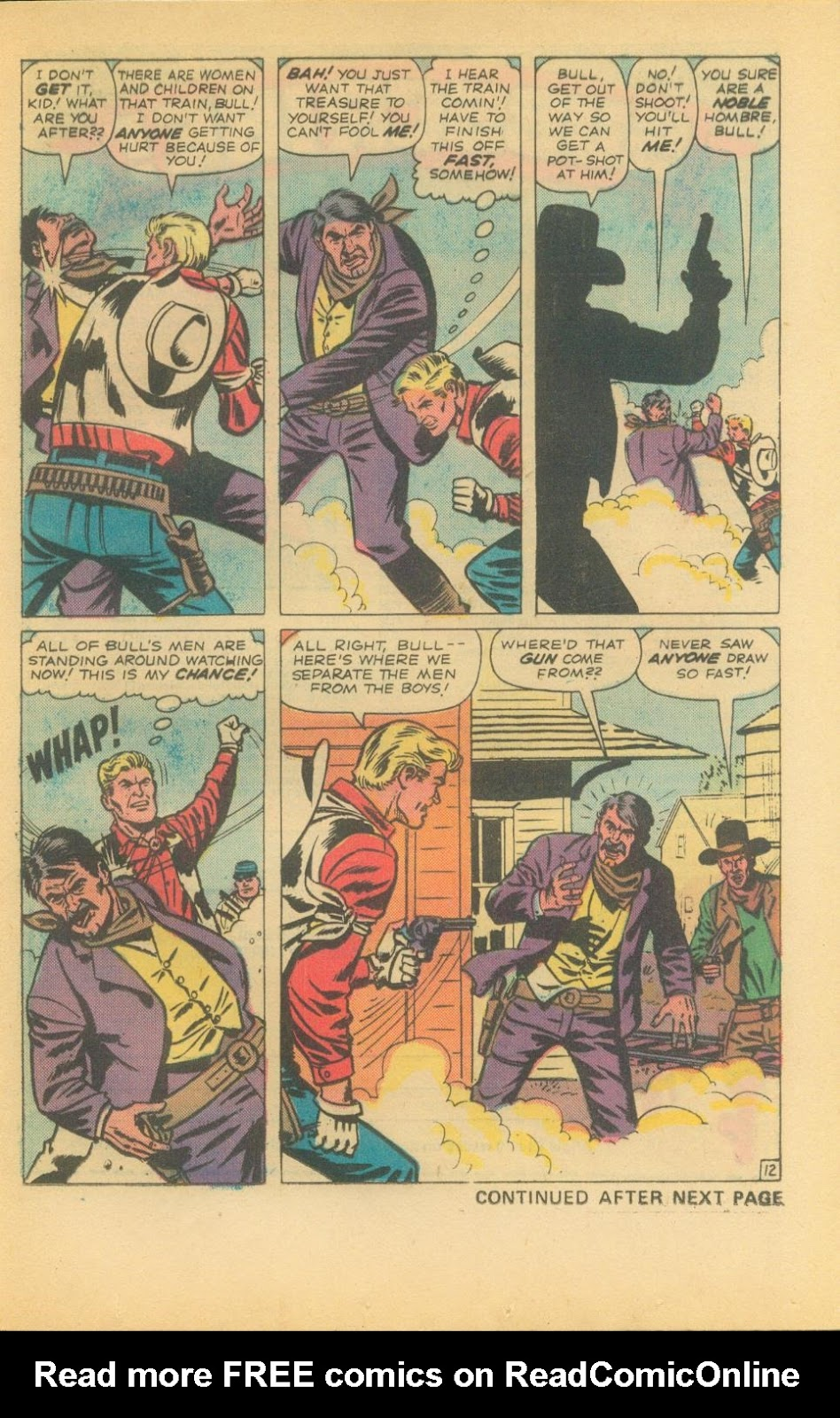 Kid Colt Outlaw issue 199 - Page 22