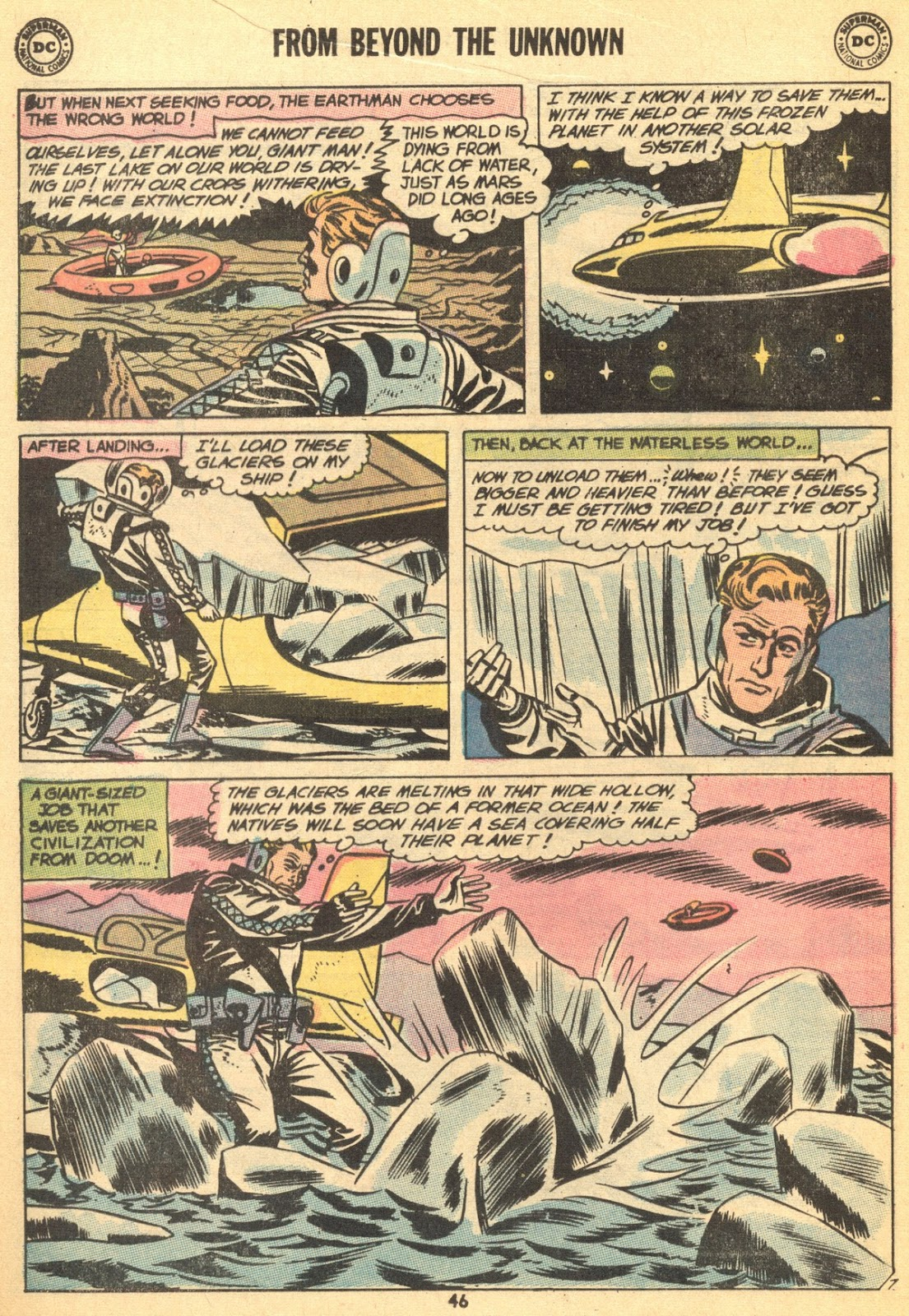 From Beyond the Unknown (1969) issue 9 - Page 48