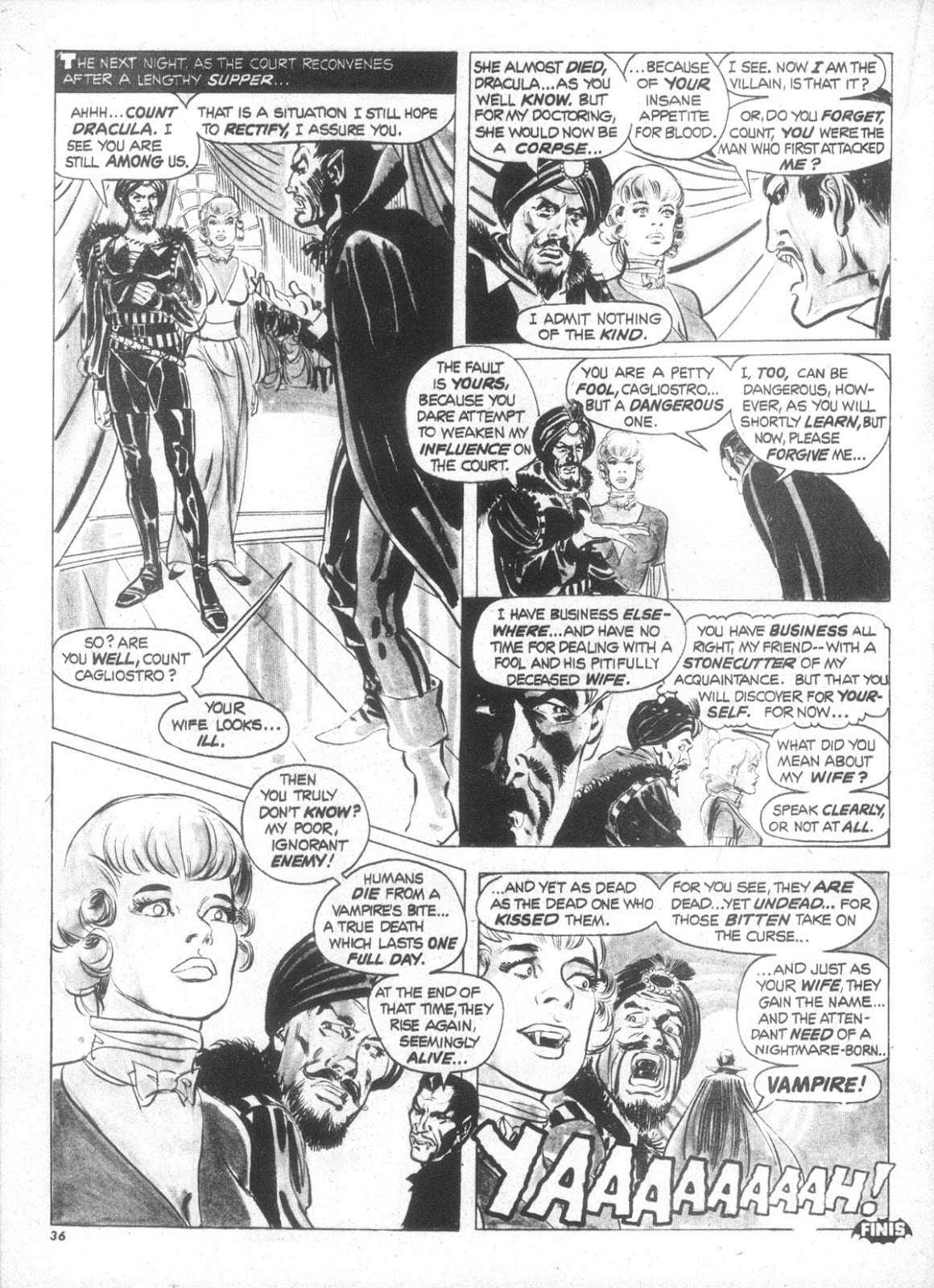 Dracula Lives issue 5 - Page 34