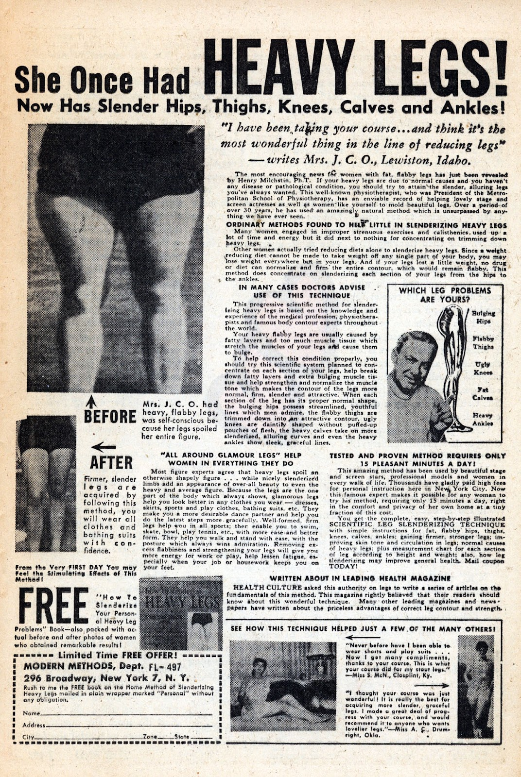 Love Romances (1949) issue 83 - Page 25