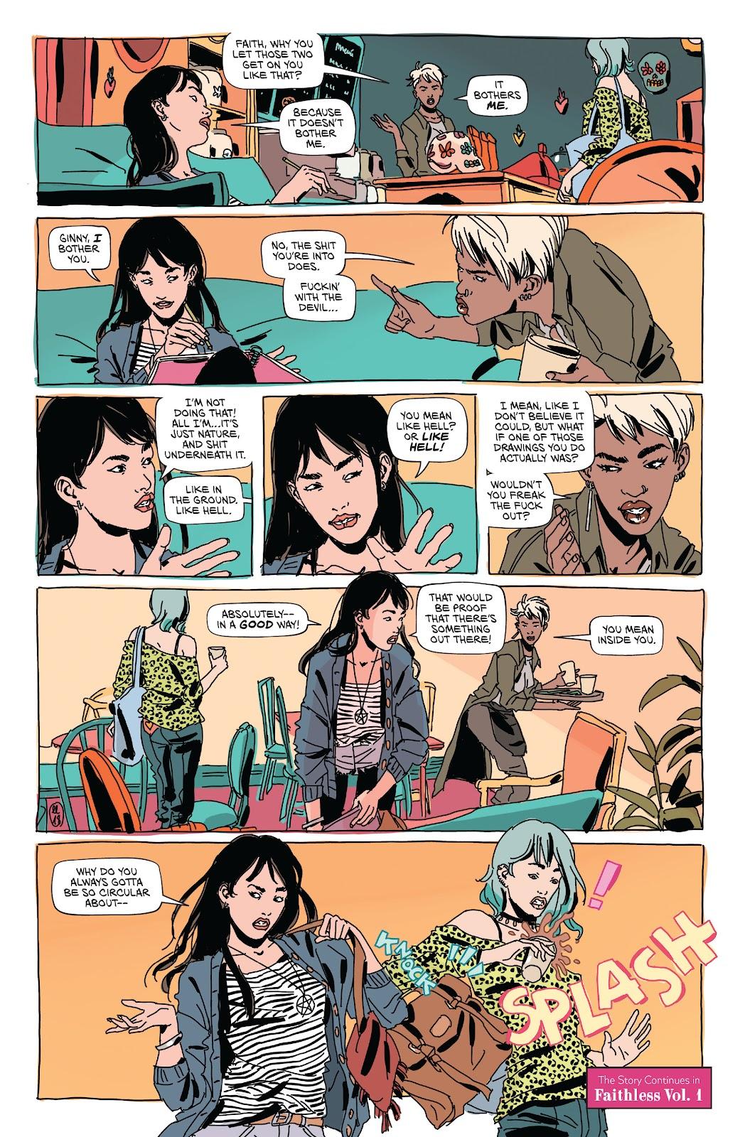 Read online Heartbeat comic -  Issue #1 - 34