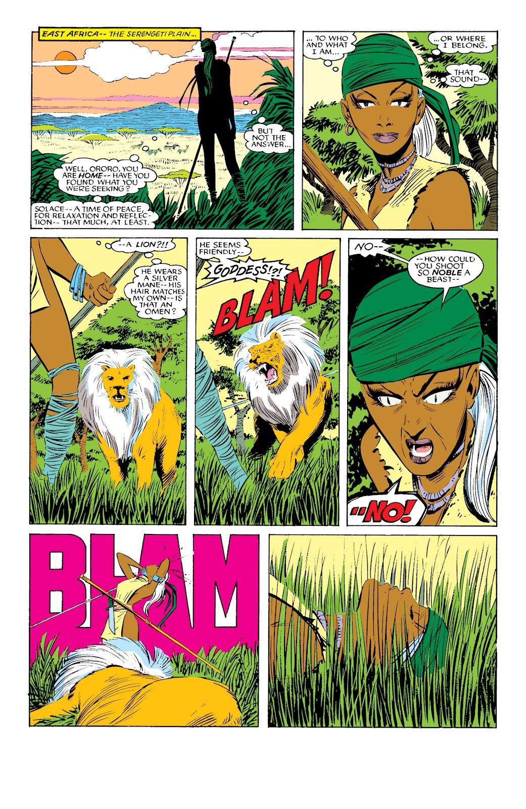 Uncanny X-Men (1963) issue 196 - Page 4