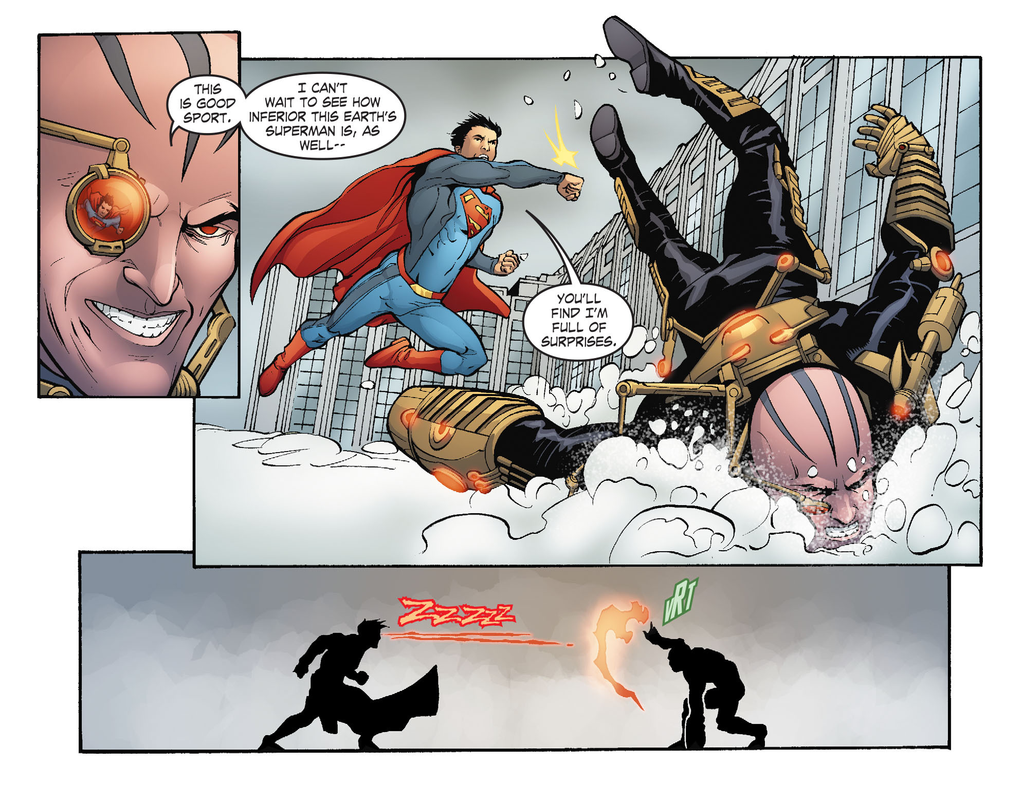 Read online Smallville: Alien comic -  Issue #6 - 18