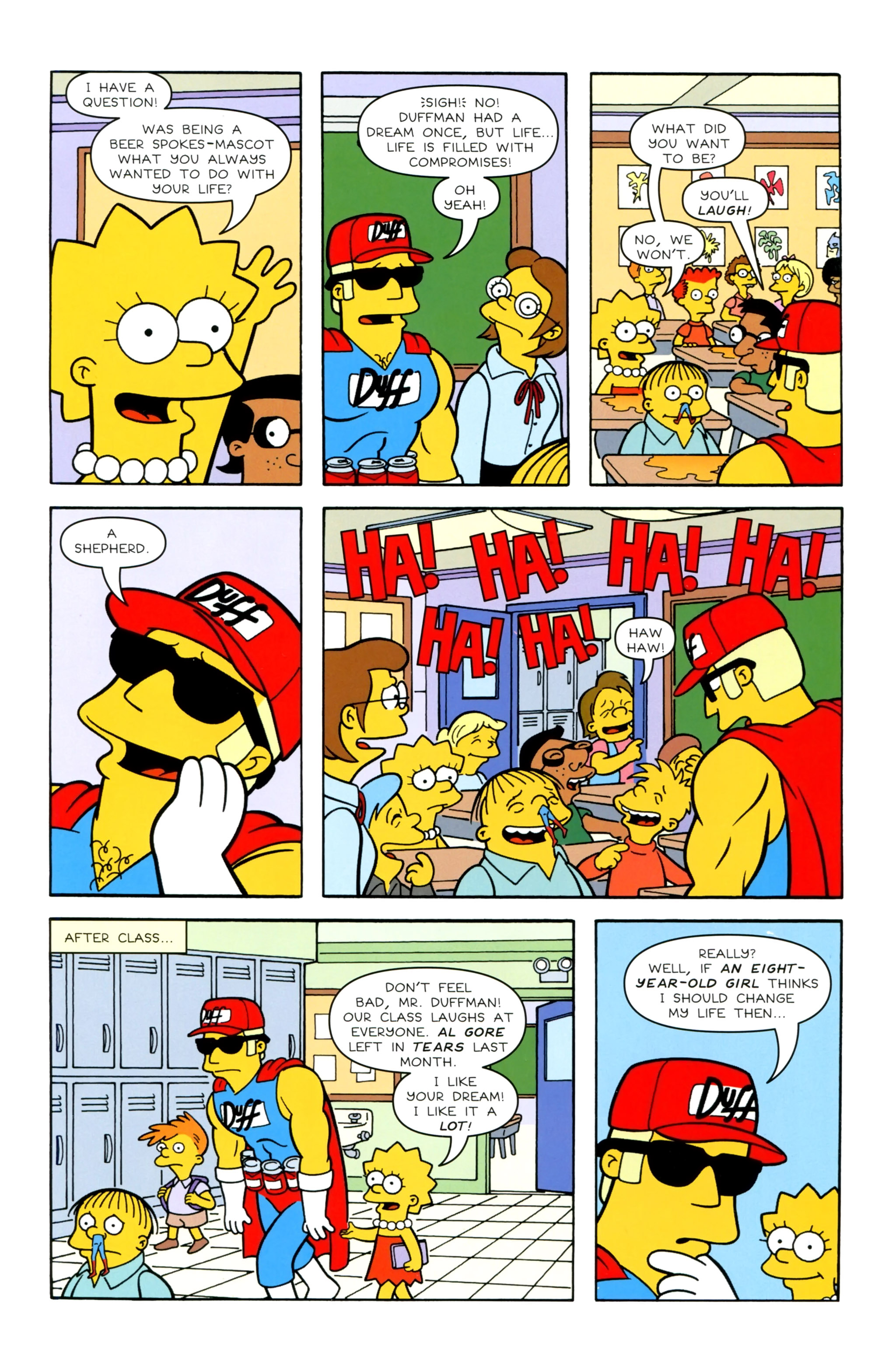 Read online Simpsons Illustrated (2012) comic -  Issue #20 - 5